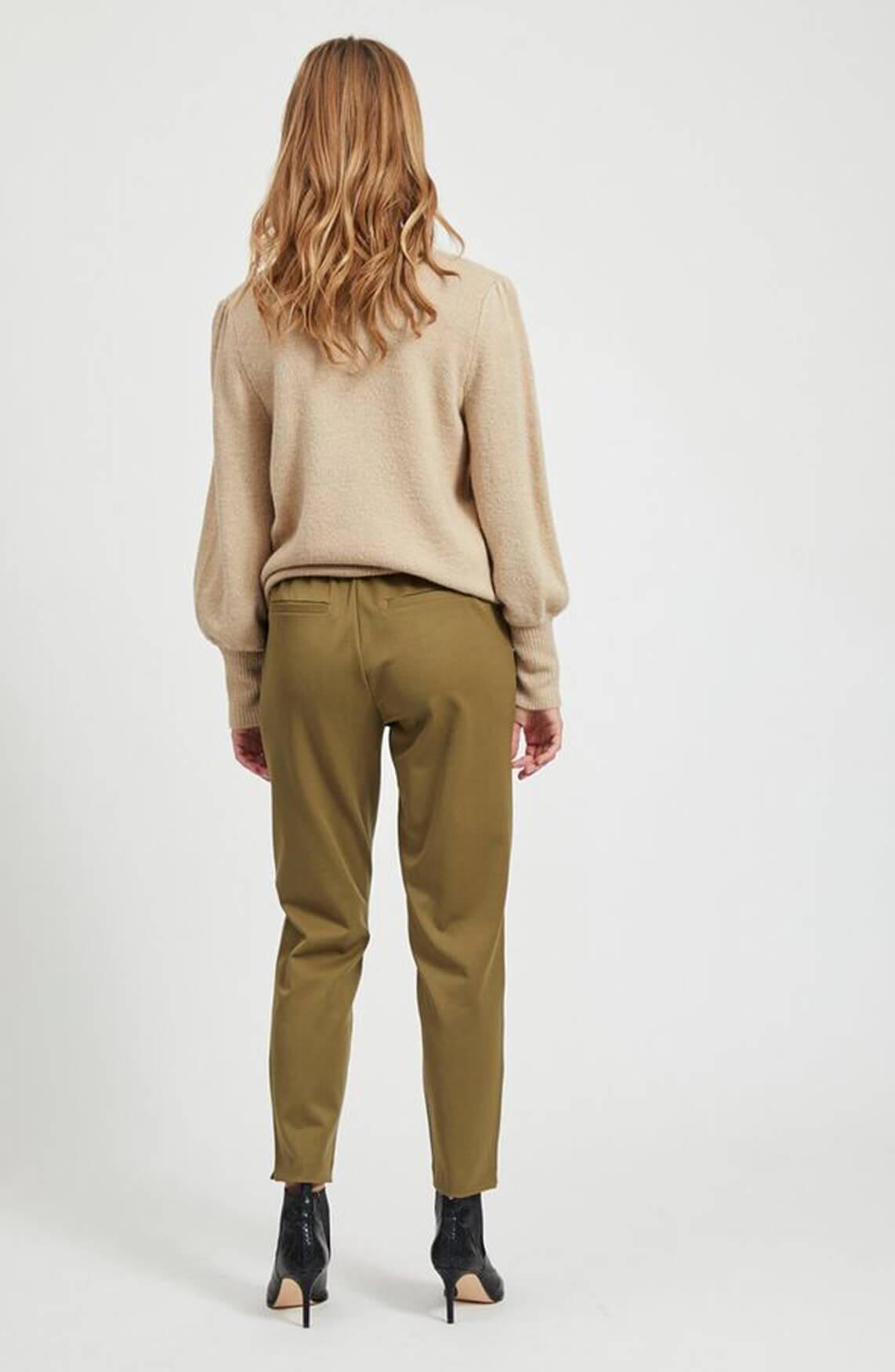 Object Dames Lisa pantalon groen