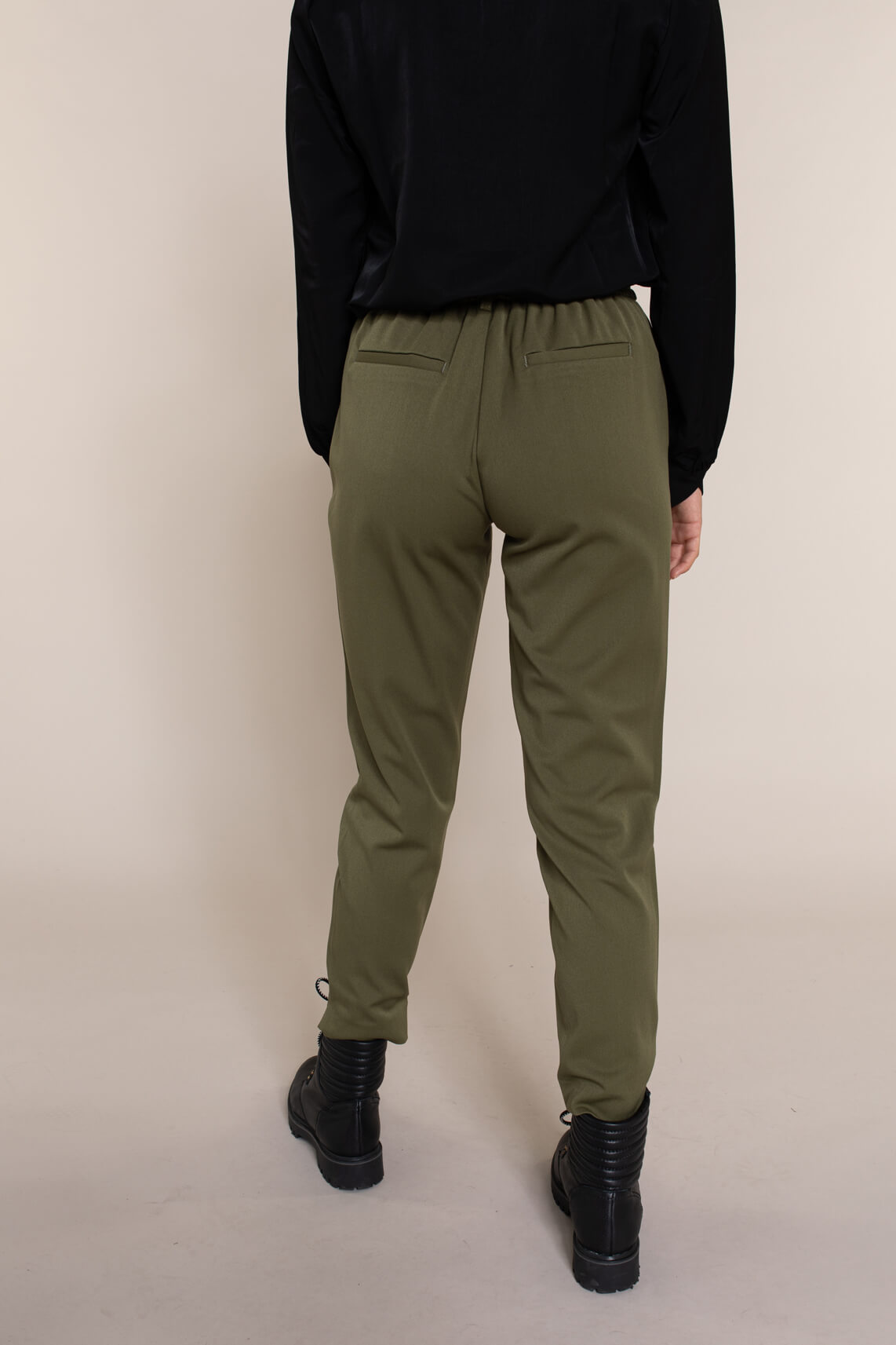Object Dames Lisa pantalon groen