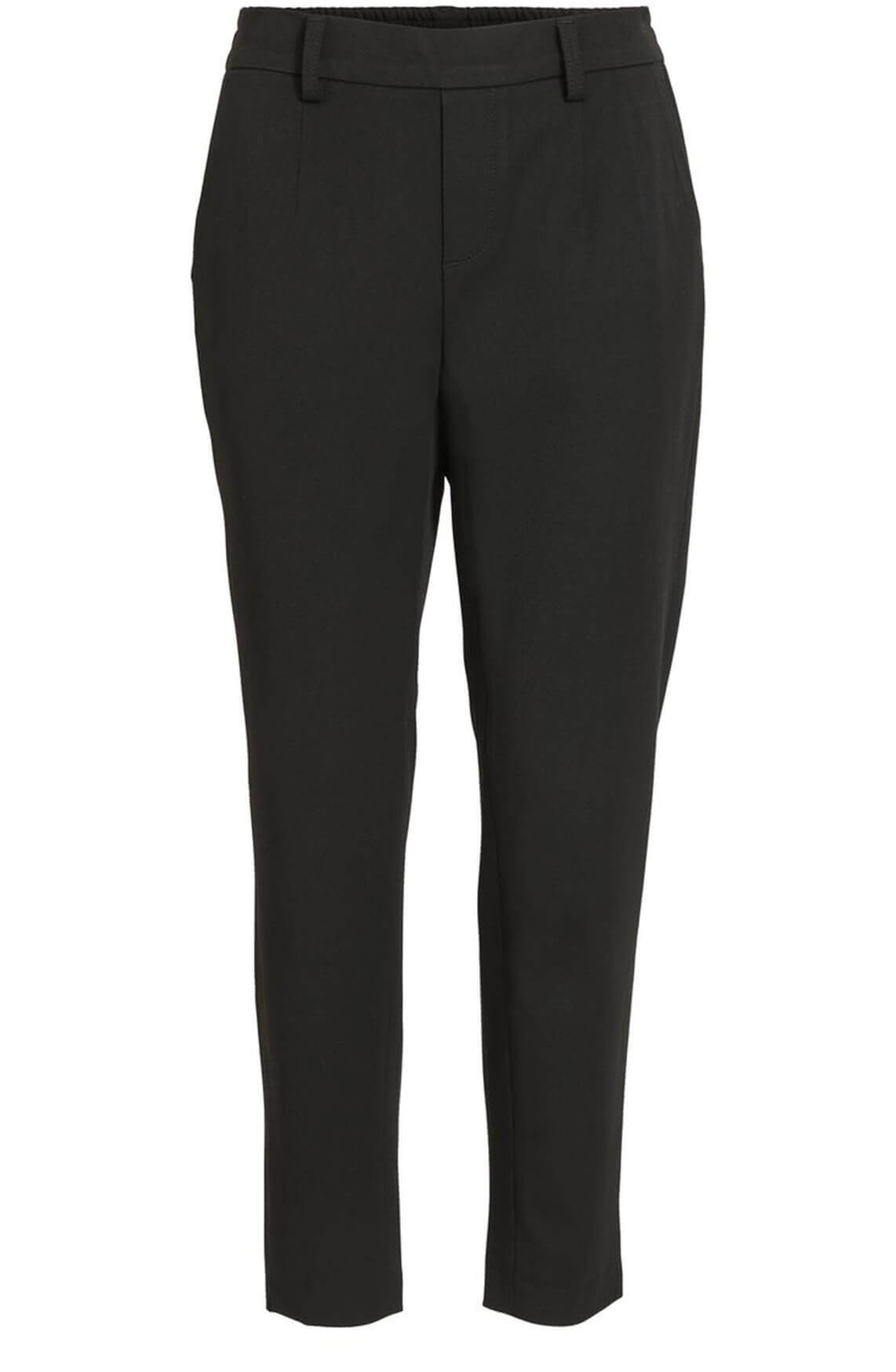Object Dames Lisa pantalon zwart