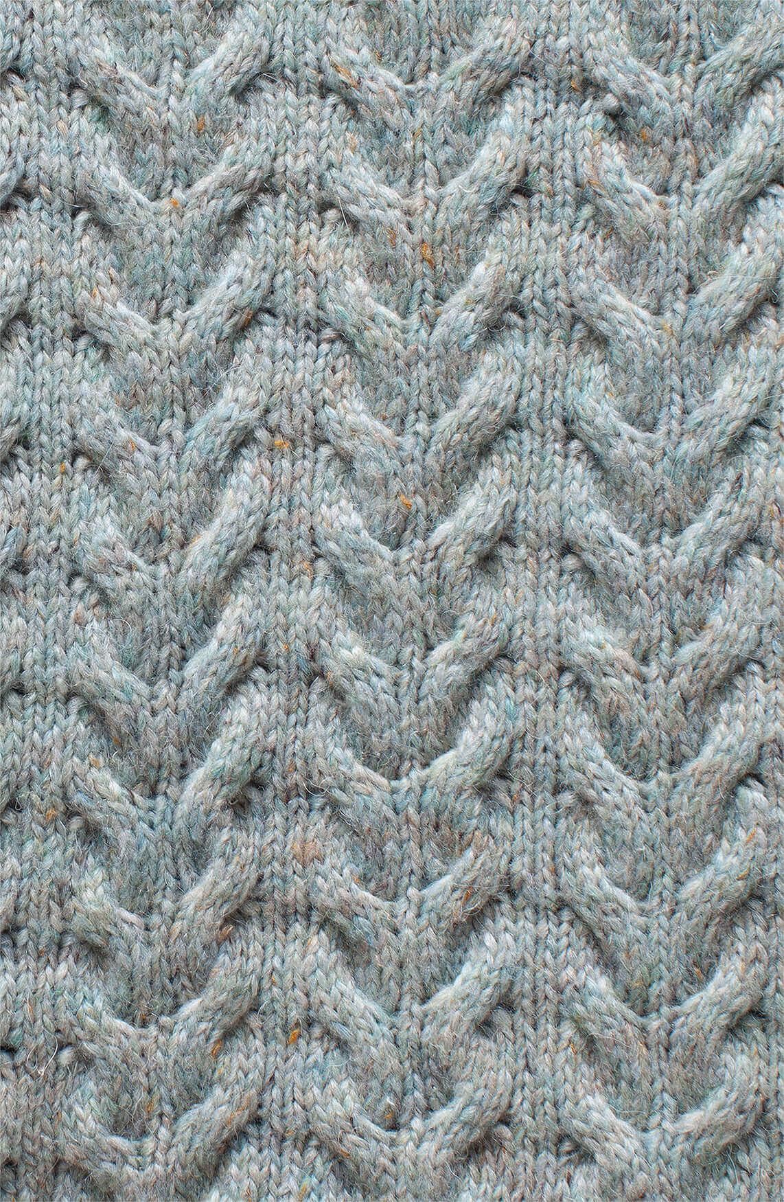 Moscow Dames Maryana shawl groen