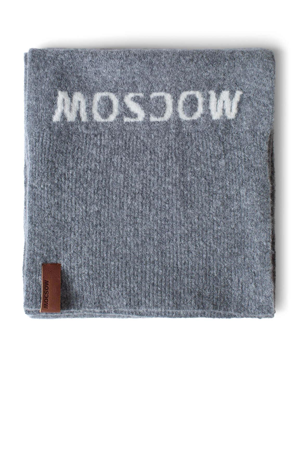 Moscow Dames Jelena shawl Grijs