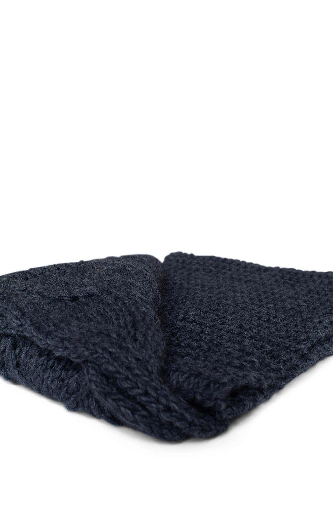 Moscow Dames Kisa shawl Grijs