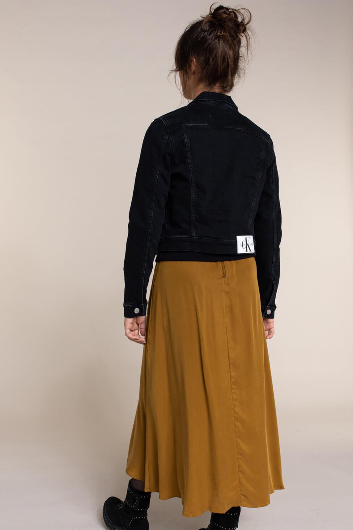 Object Dames Tilda rok geel