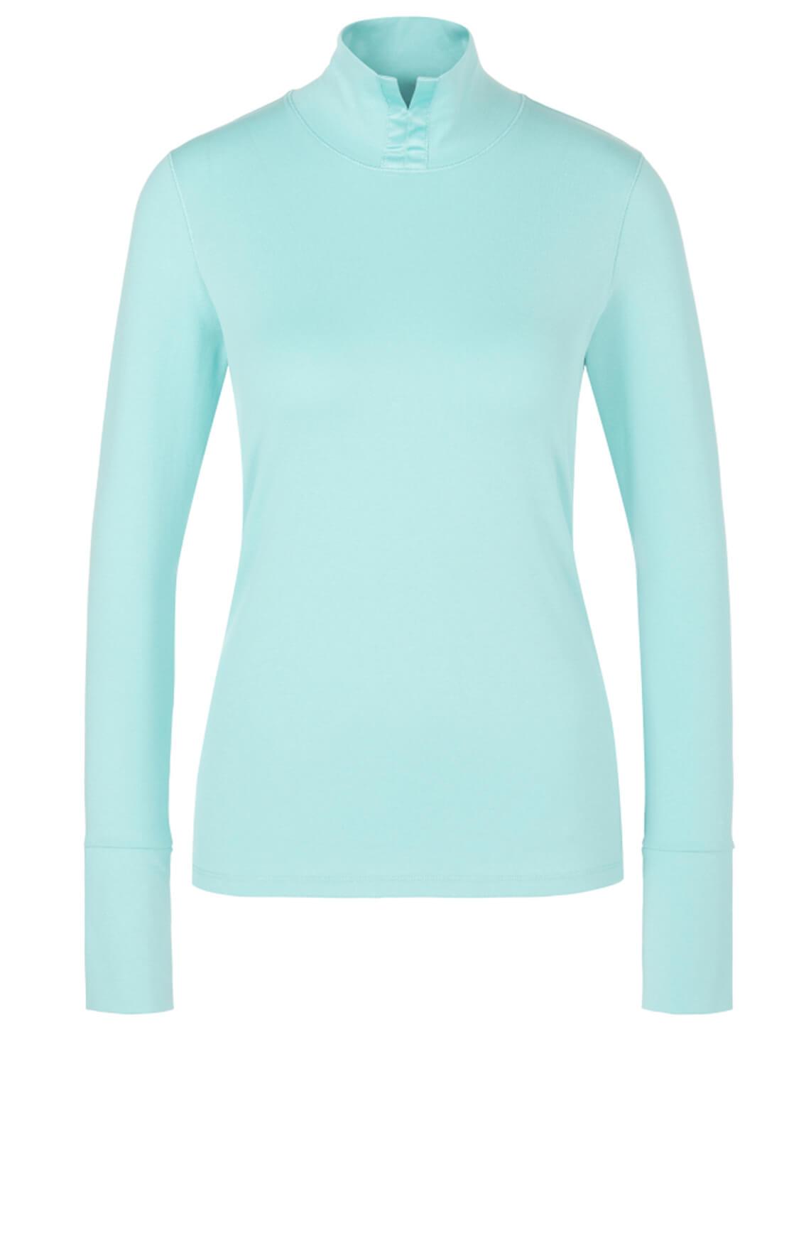 Marccain Dames Shirt Blauw