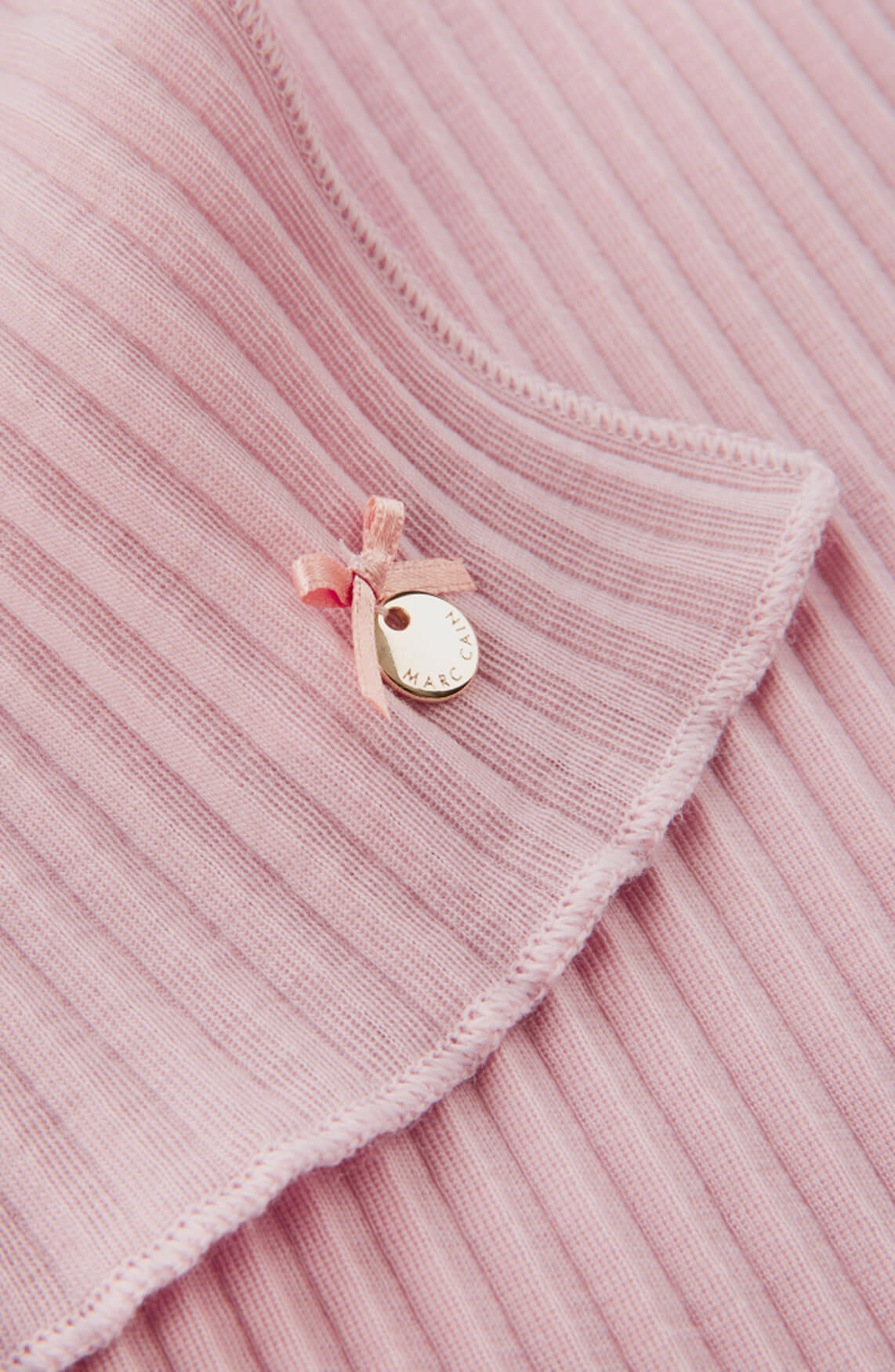 Marccain Dames Plissé shawl roze