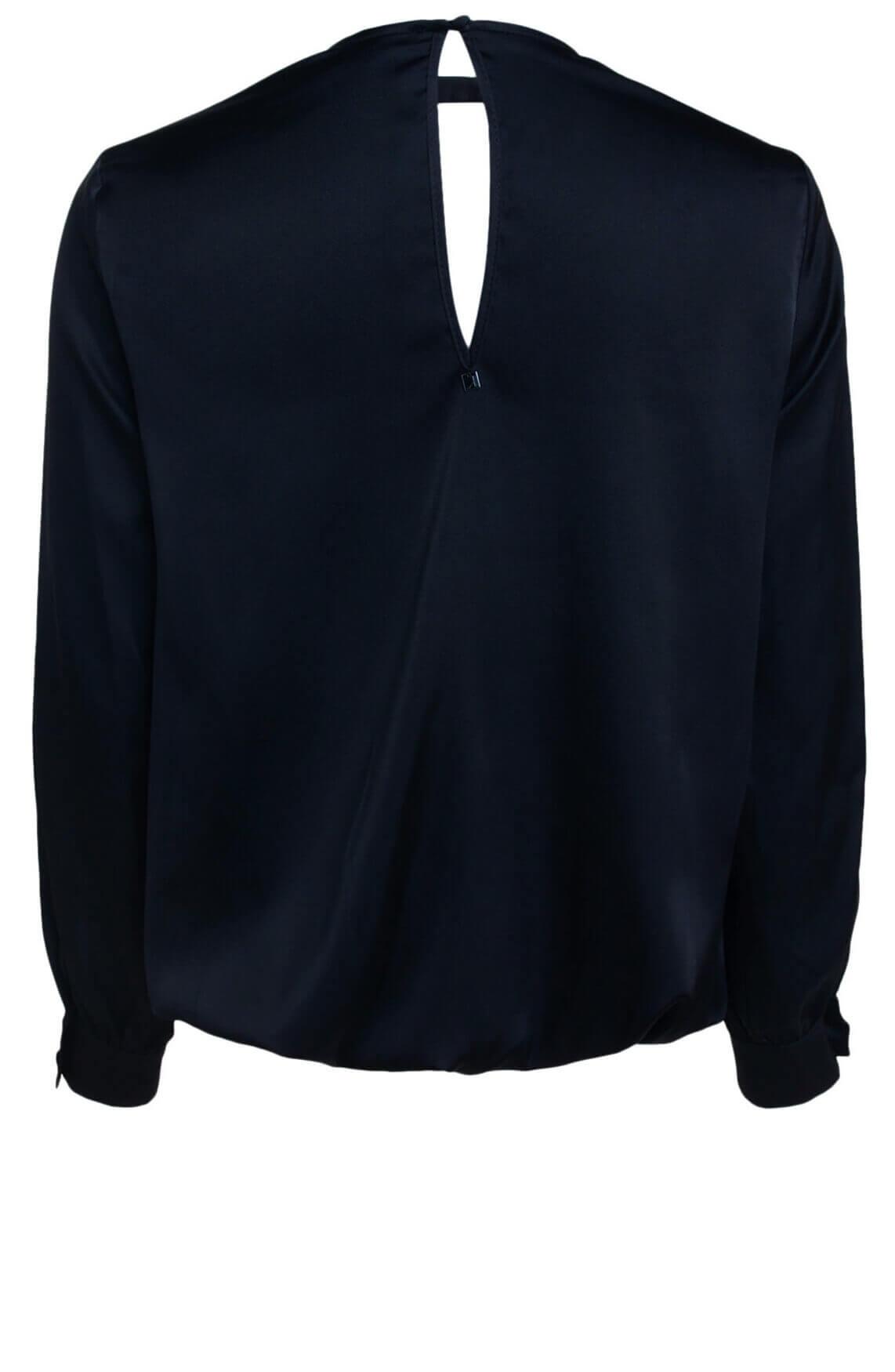 Kocca Dames Emerang blouse zwart