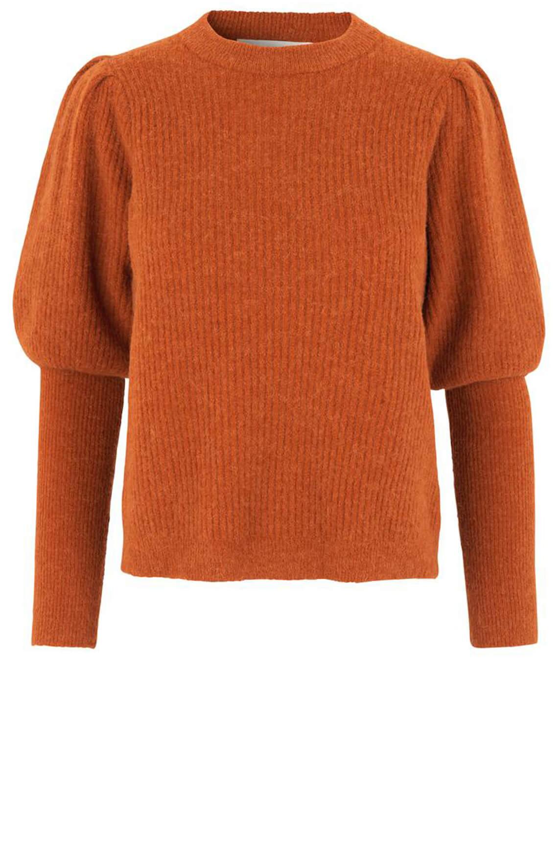 Notes du Nord Dames Pullover Oranje