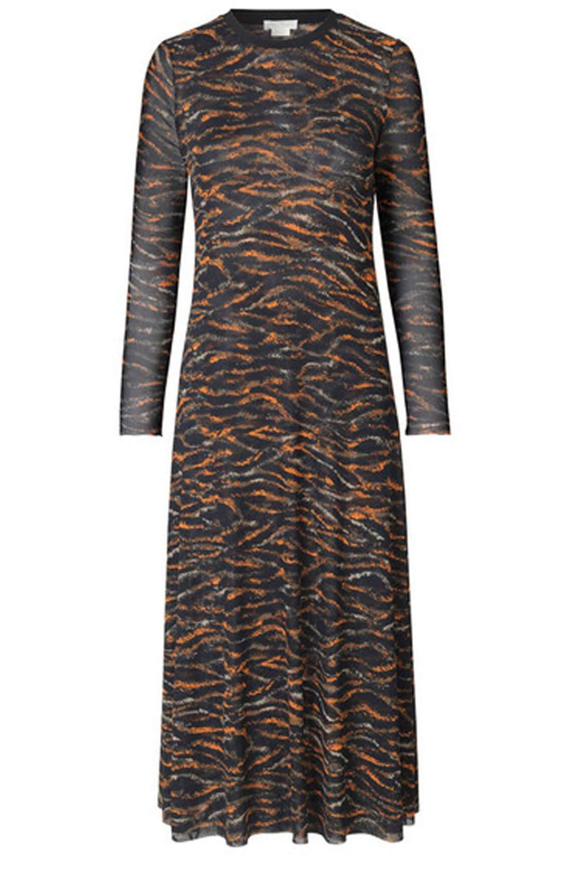 Notes du Nord Dames Rain mesh jurk Oranje