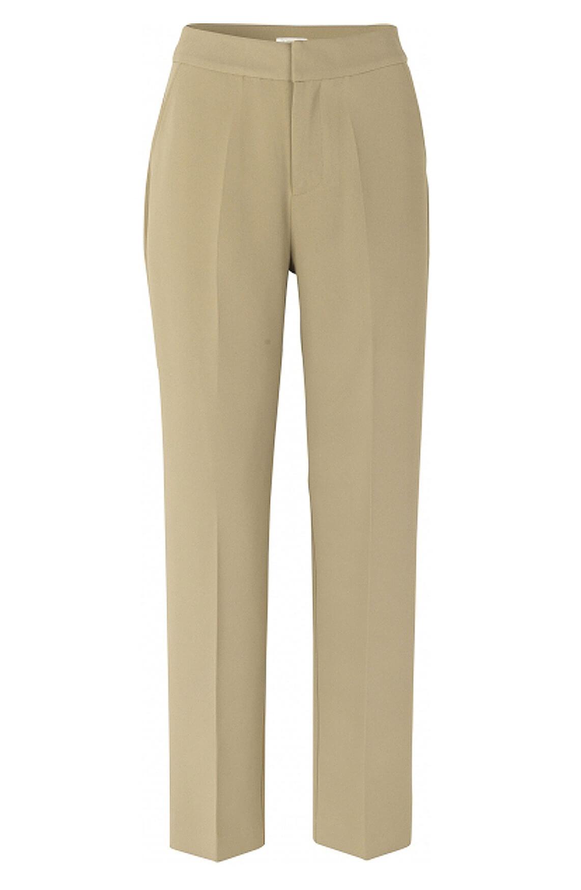 Notes du Nord Dames Rechte pantalon Bruin