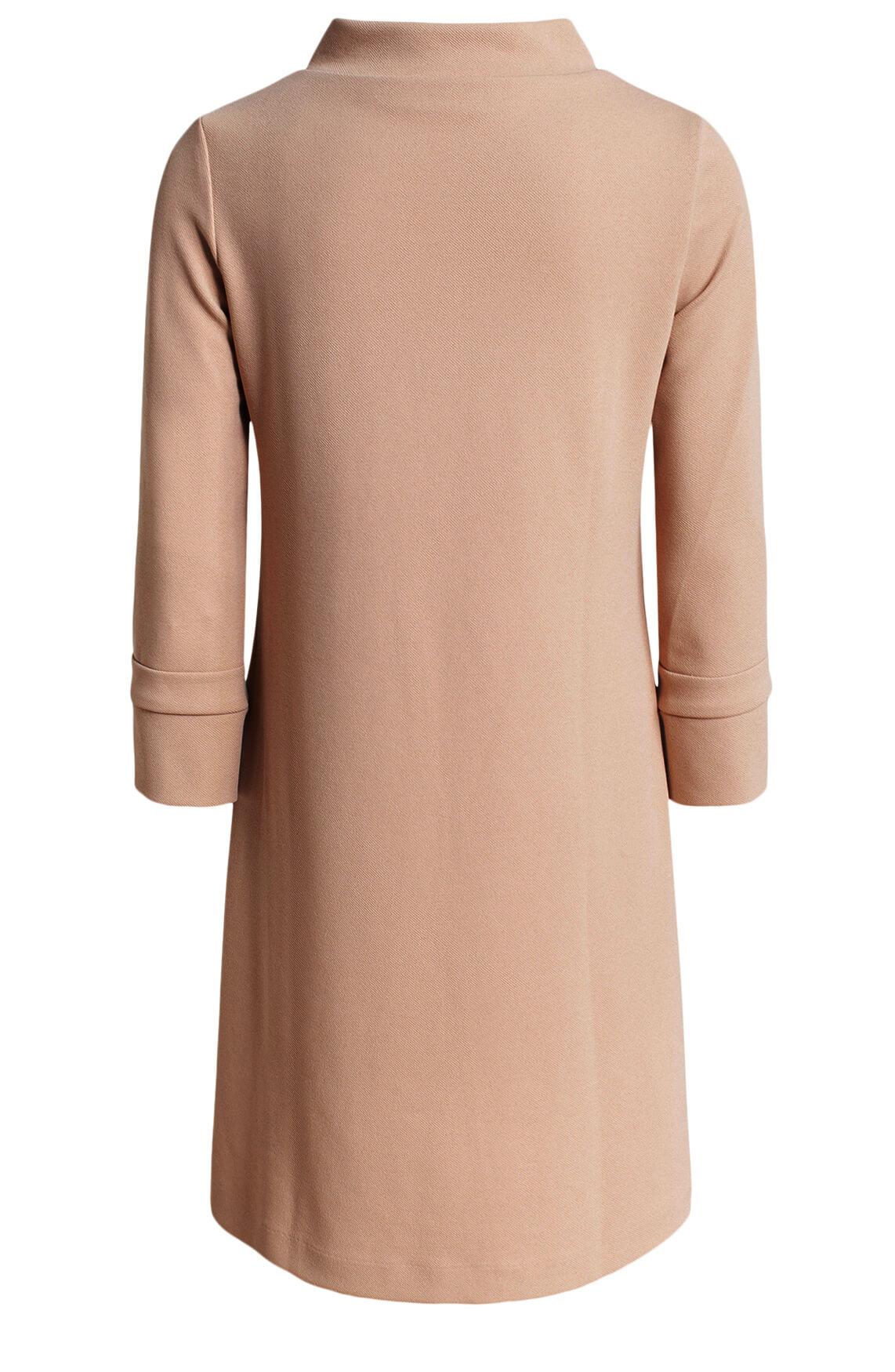 Ana Alcazar Dames Sixties jurk Bruin