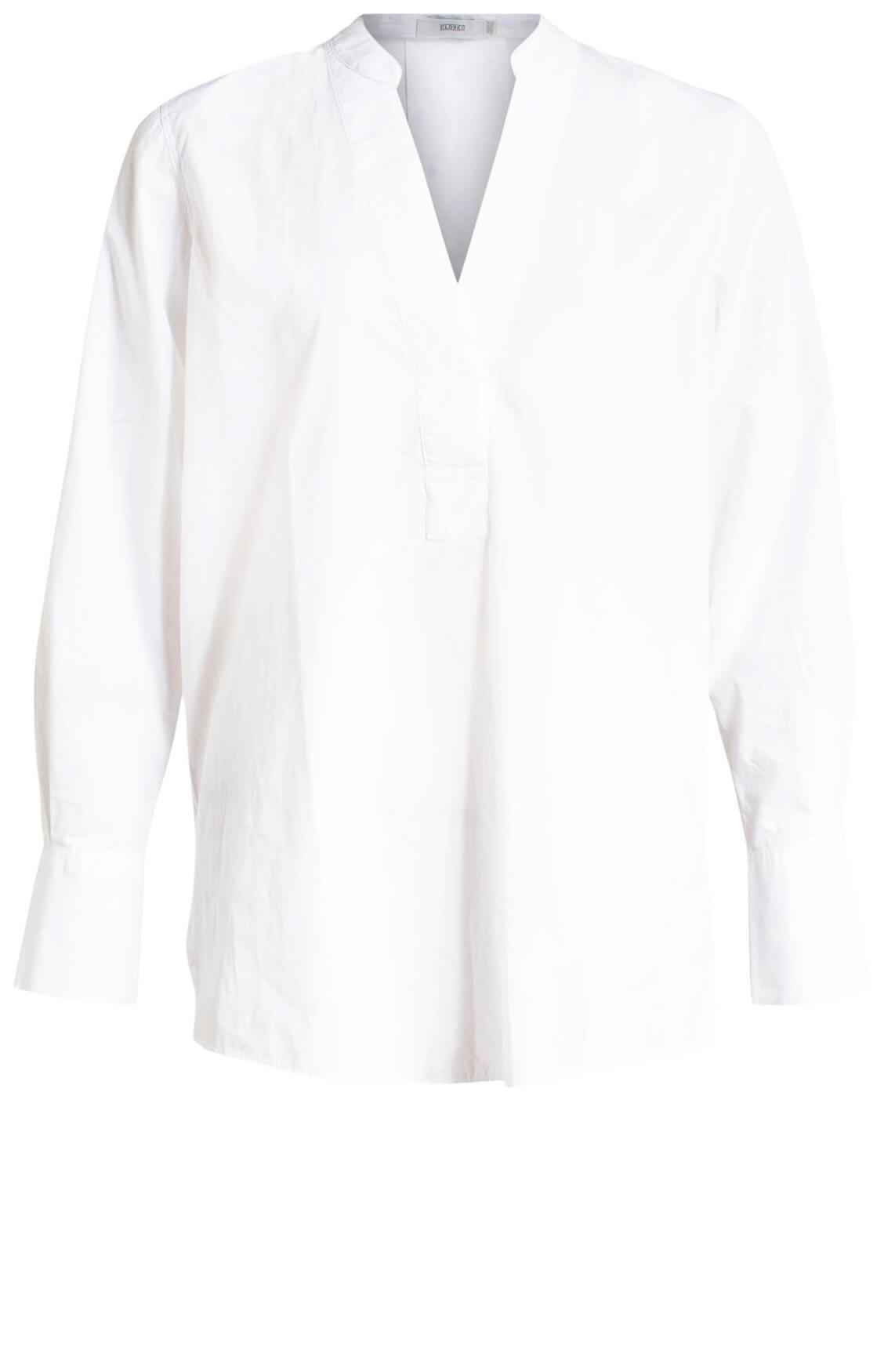 Closed Dames Lange blouse wit