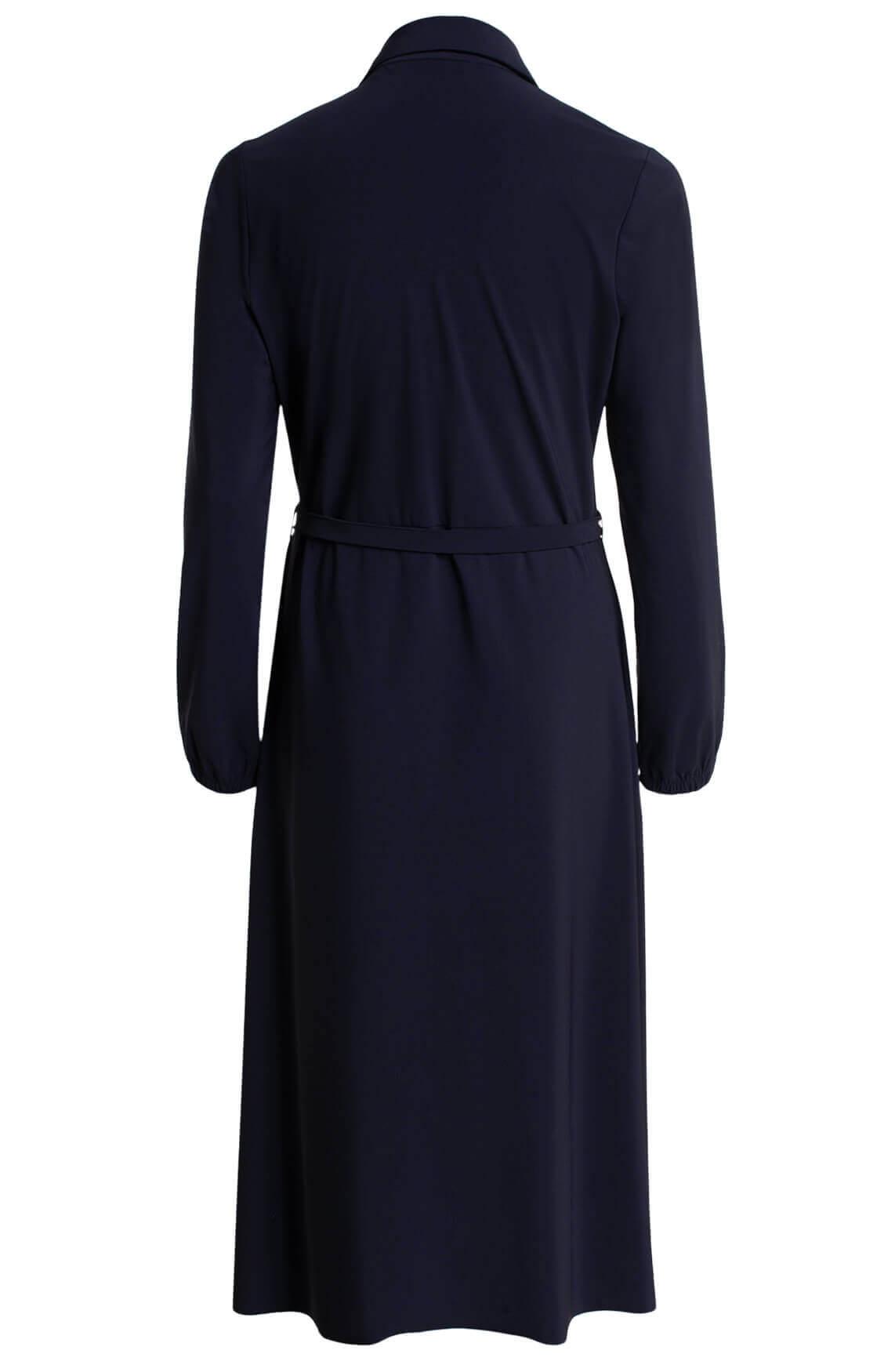 Moscow Dames Nika jurk Blauw