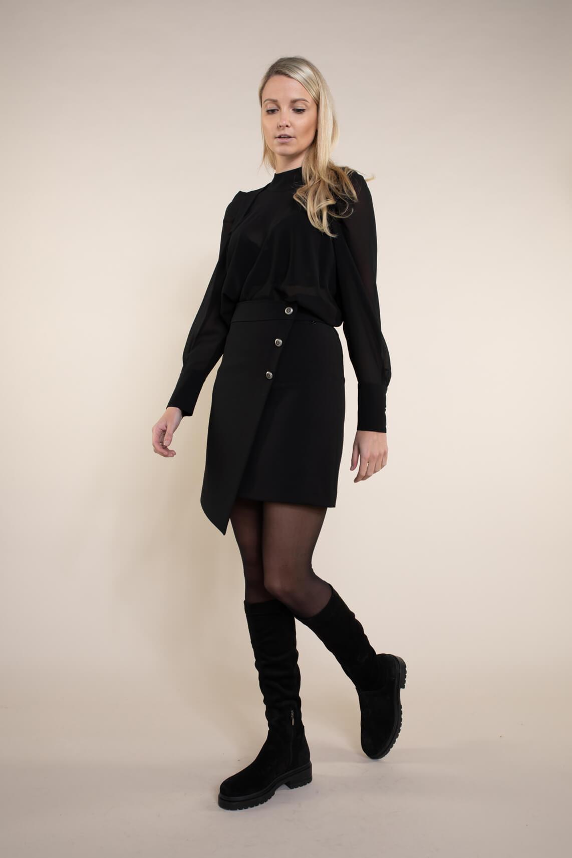 Kocca Dames Buasila rok zwart