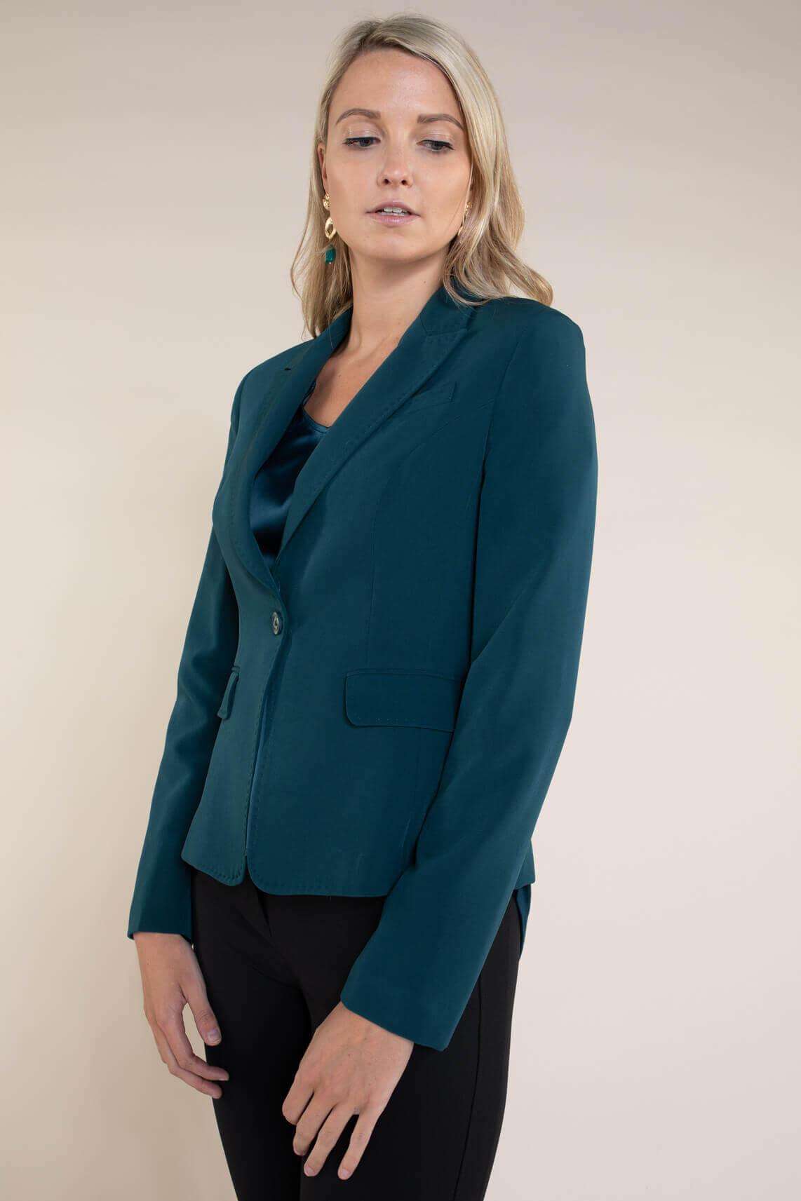 Kocca Dames Rac blazer Blauw