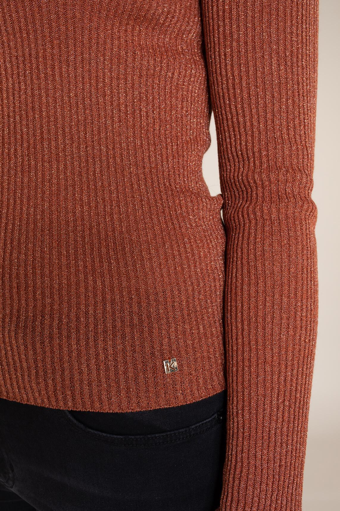 Kocca Dames Elundi pullover Bruin