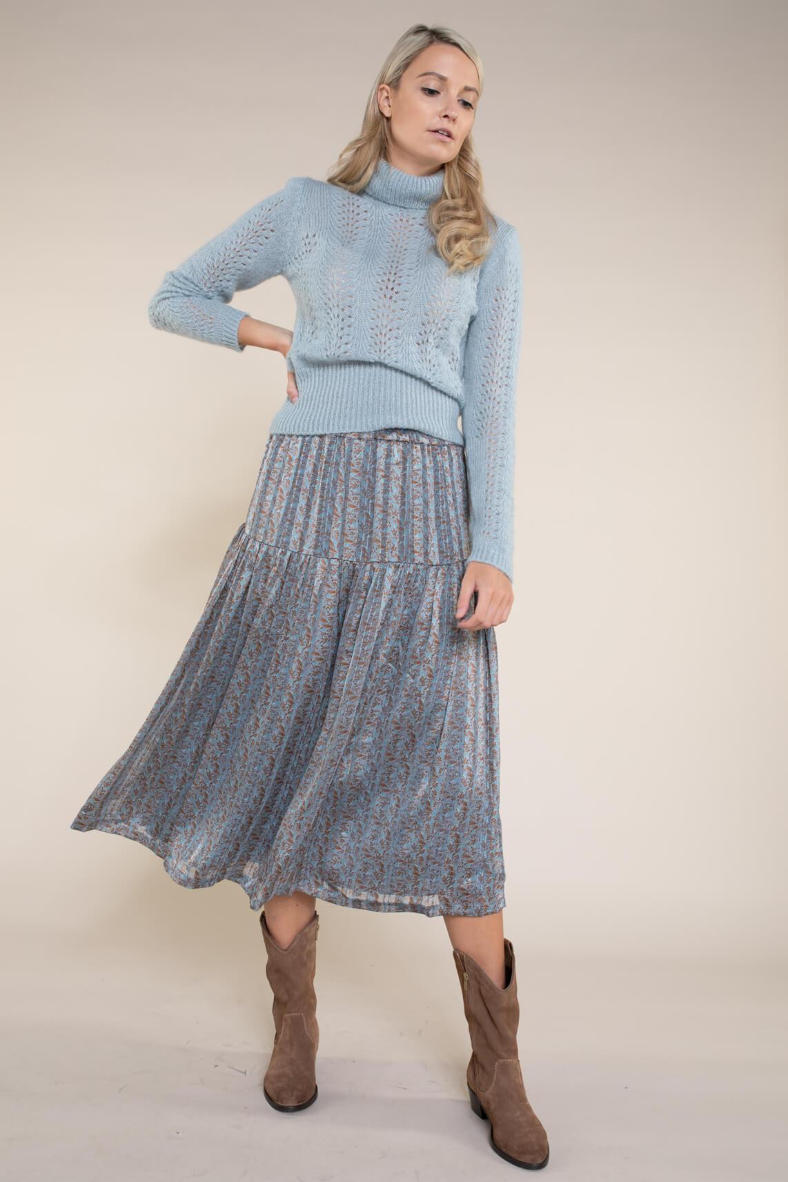 Kocca Dames Prana pullover Blauw