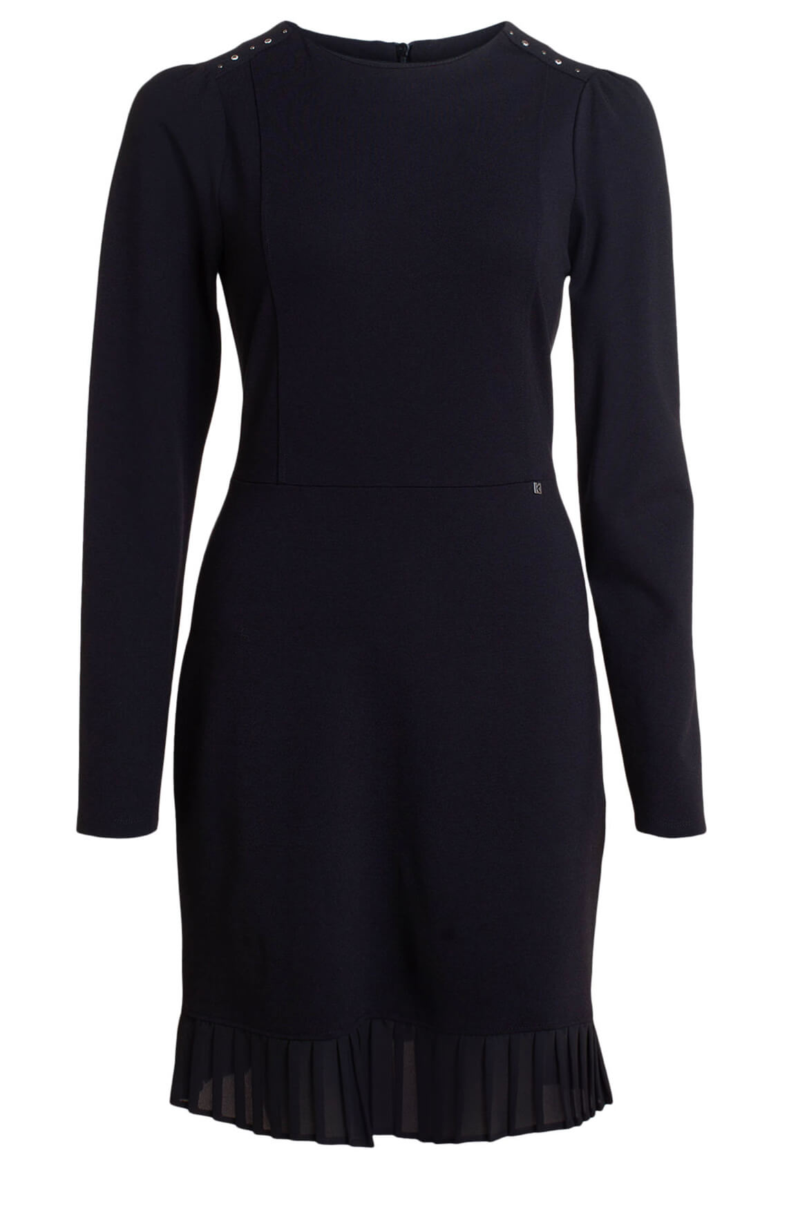 Kocca Dames Ortega jurk zwart