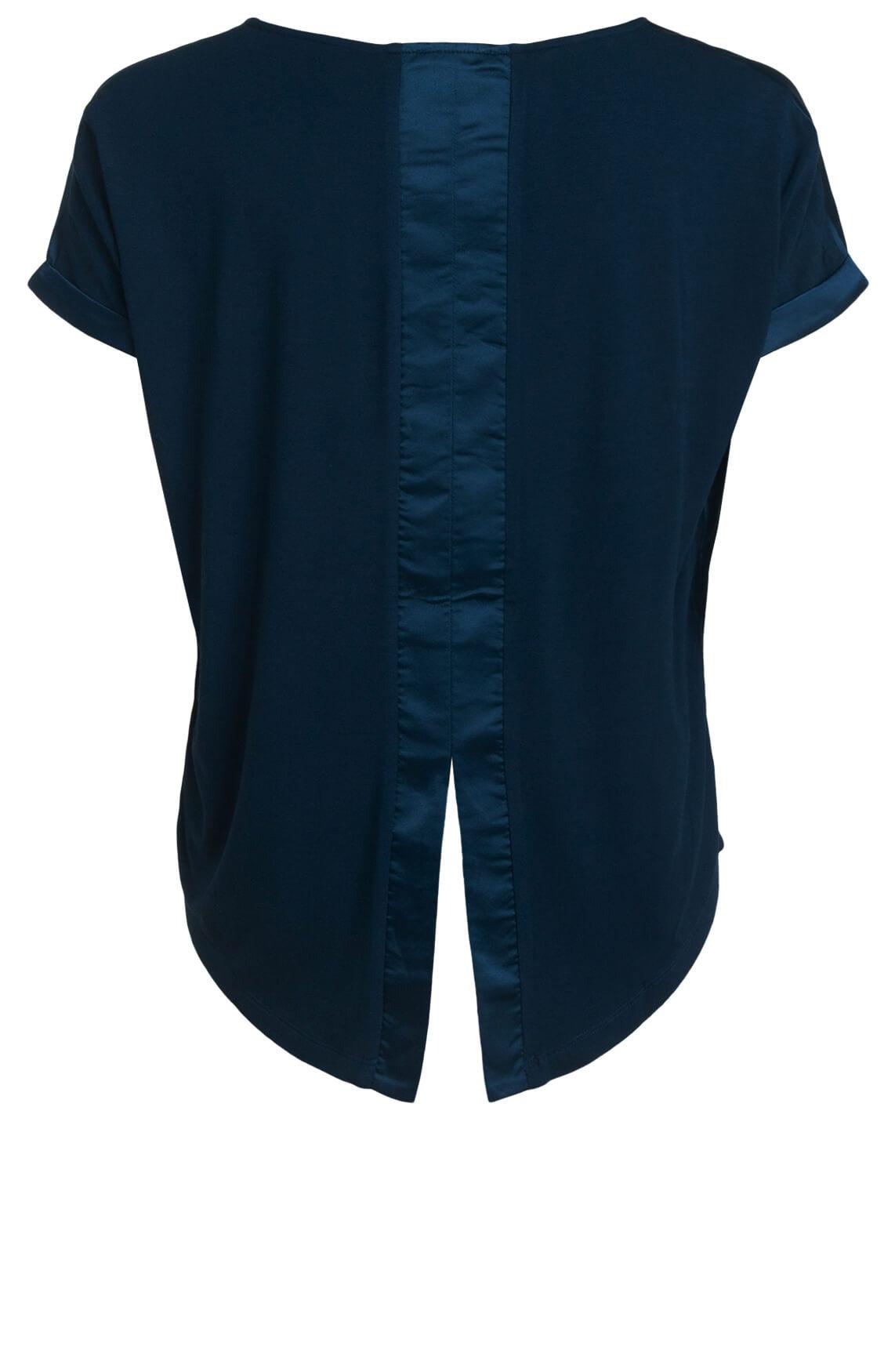 Kocca Dames Blanes blouse Blauw