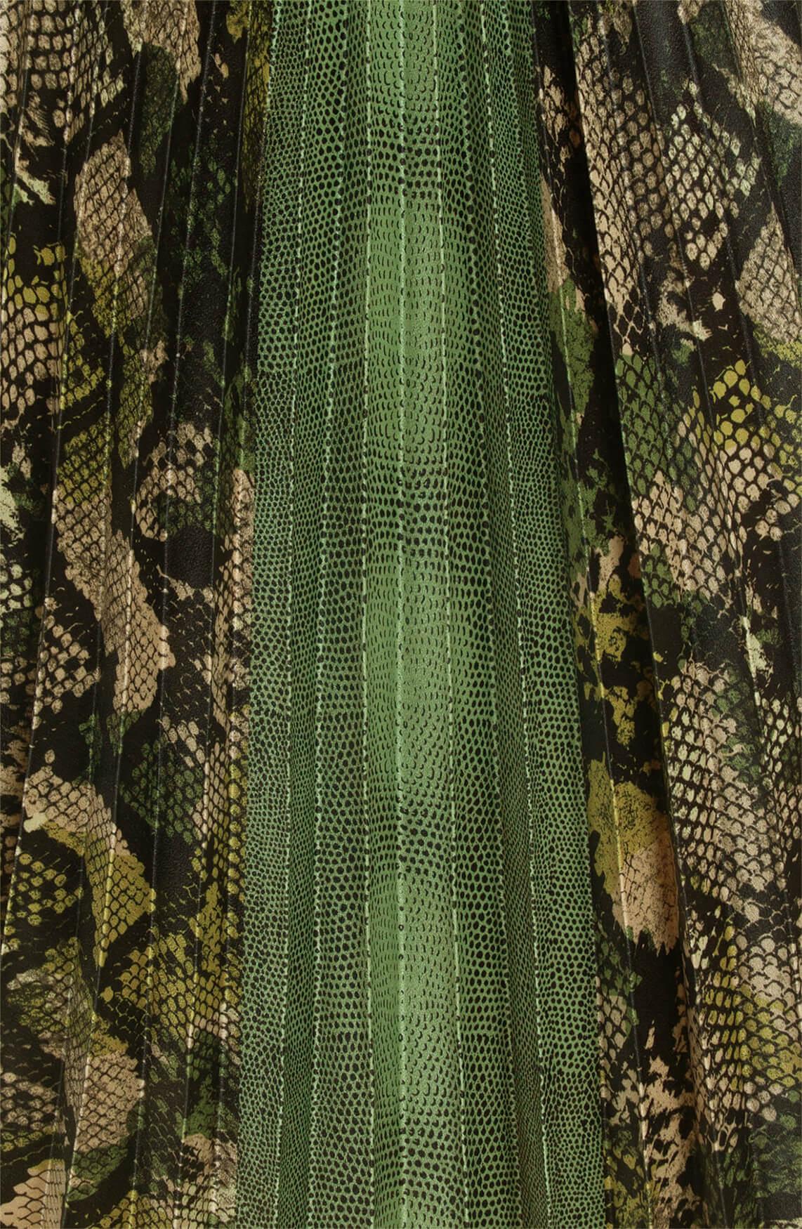 Kocca Dames Monut rok groen