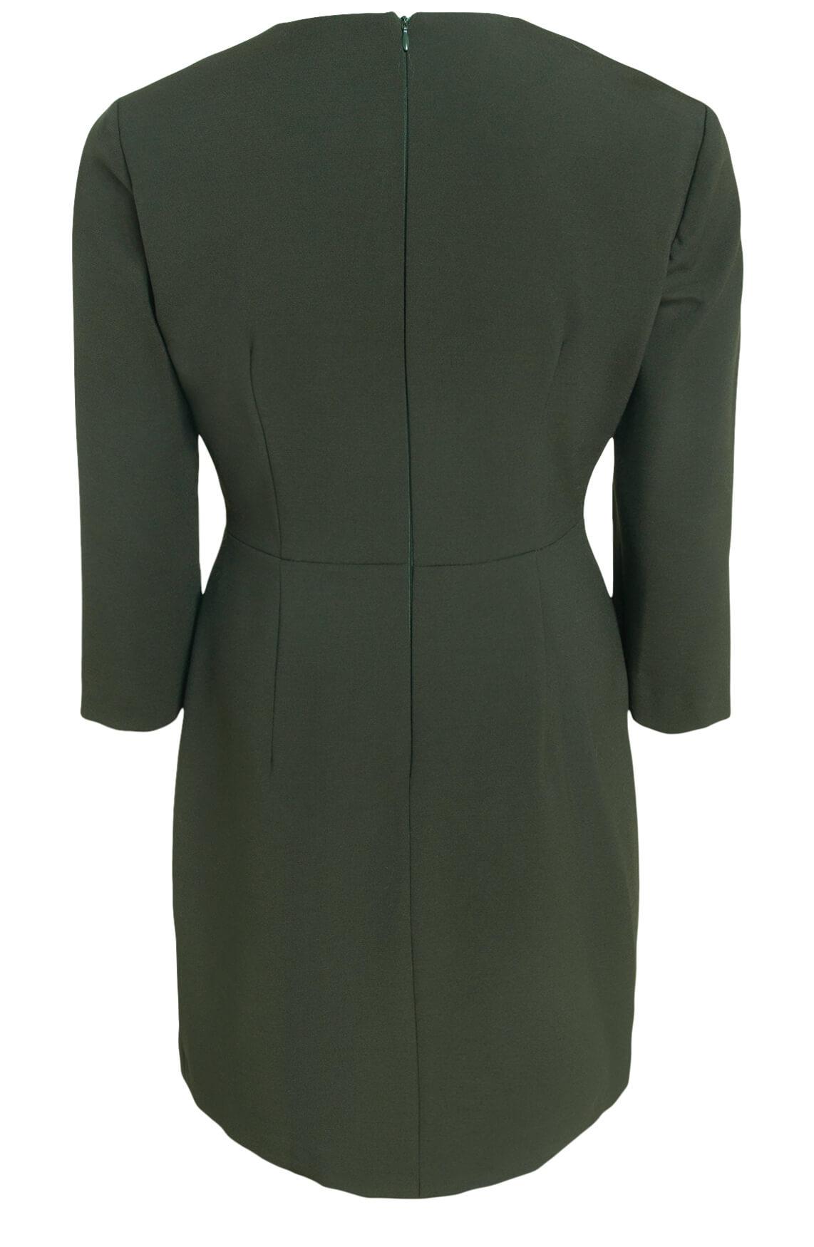 Kocca Dames Raquin jurk groen