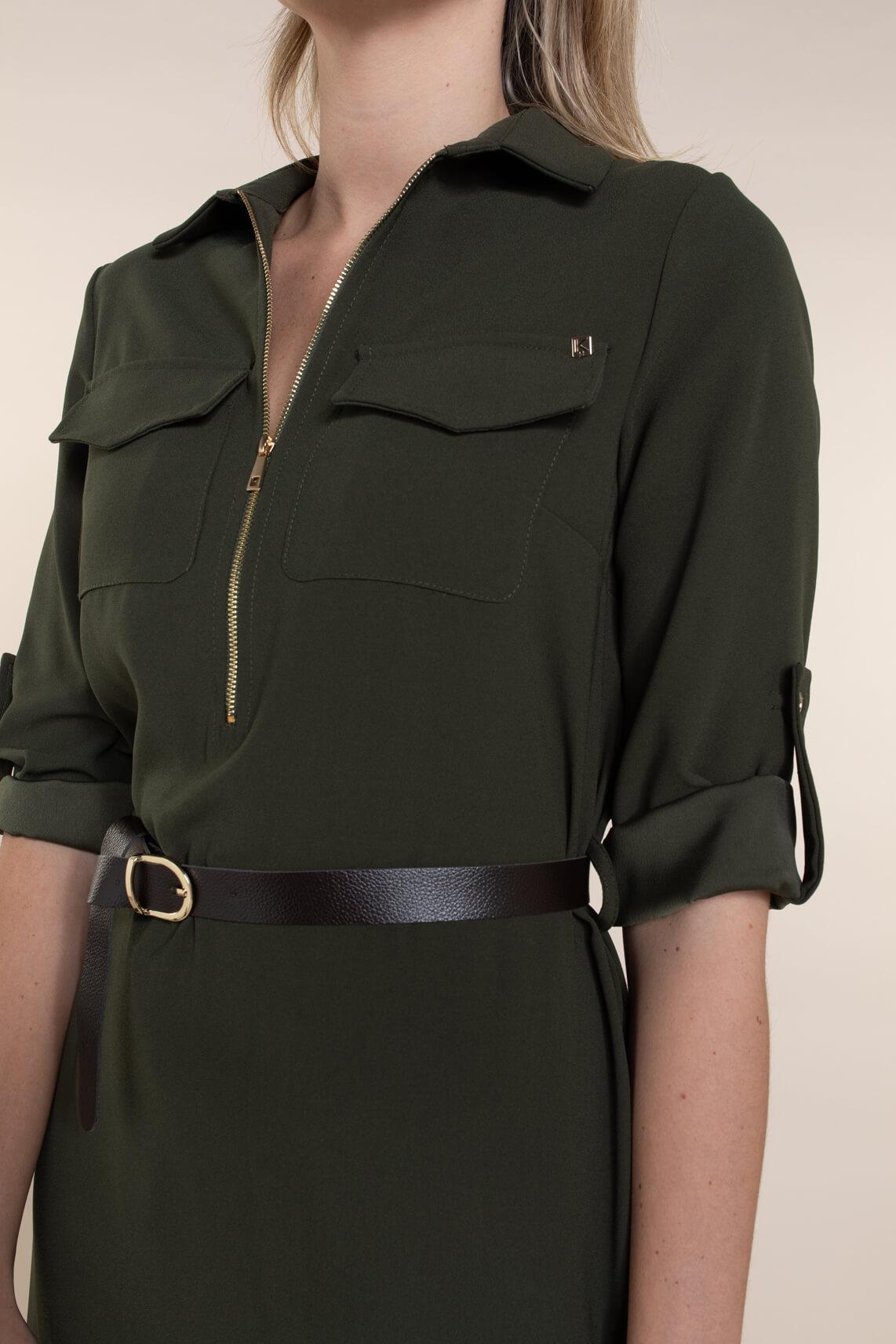 Kocca Dames Hiuta jurk groen