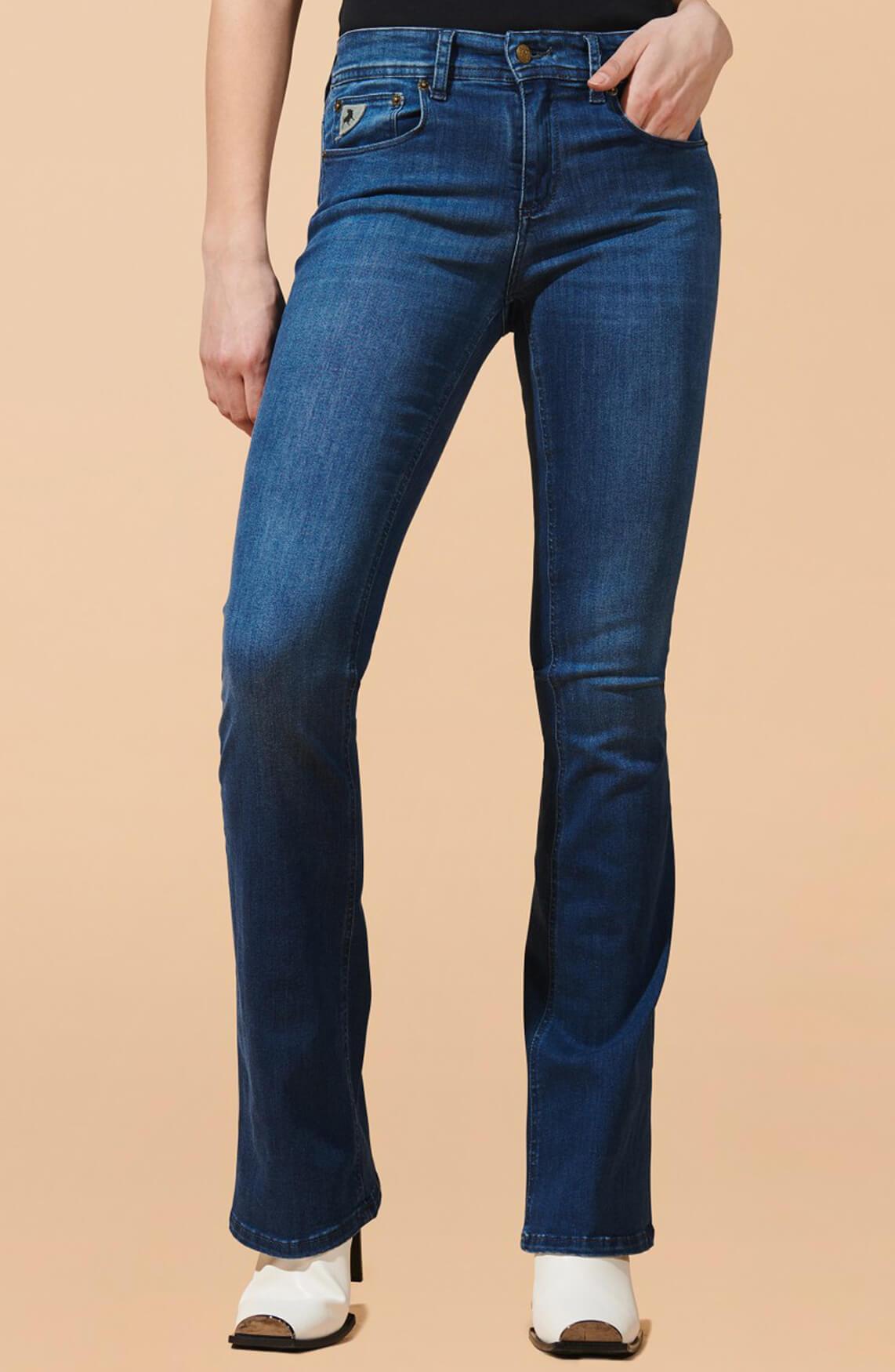 Lois Dames L32 Melrose jeans Blauw
