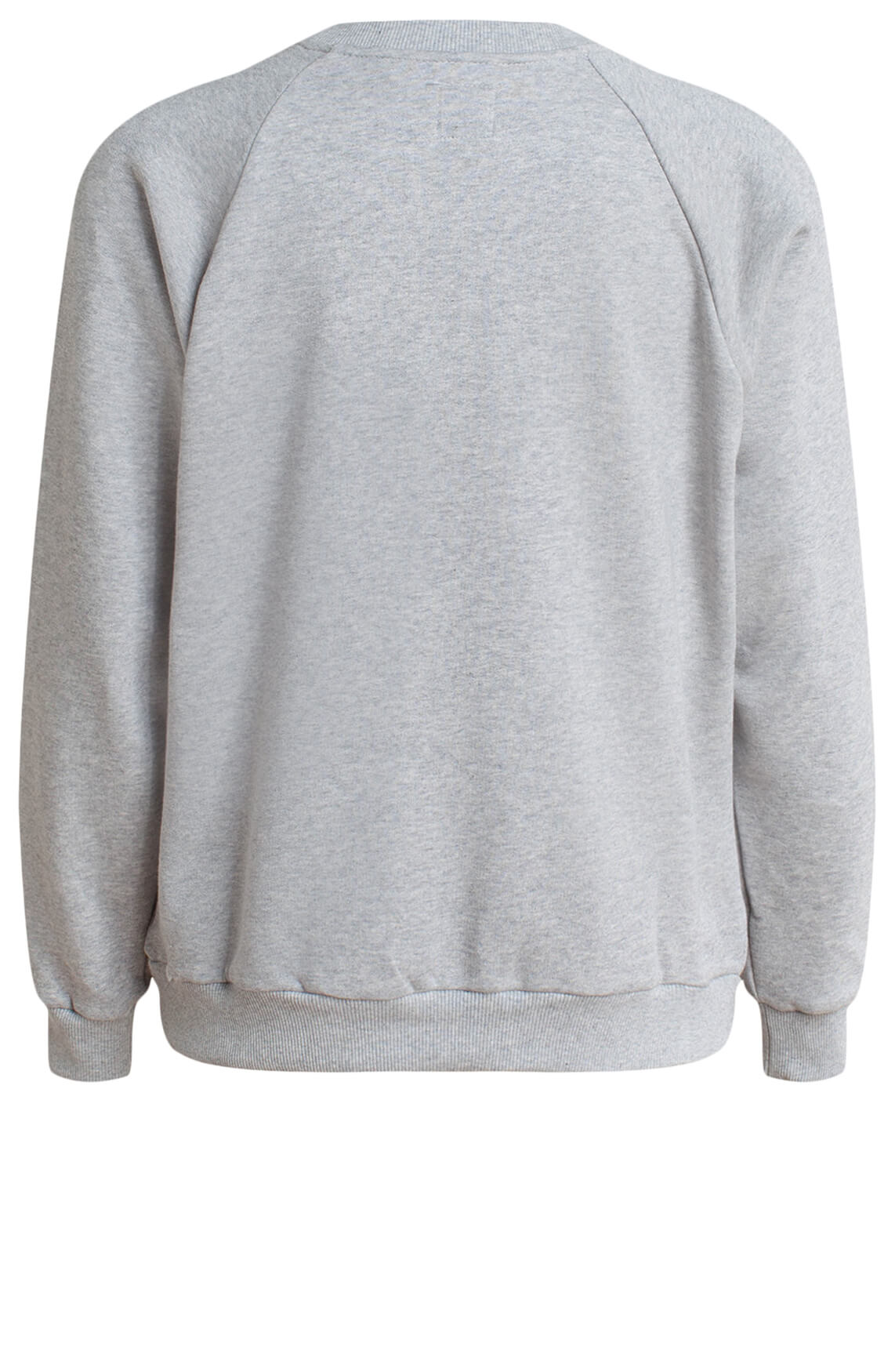 Lois Dames Varsity sweater Grijs