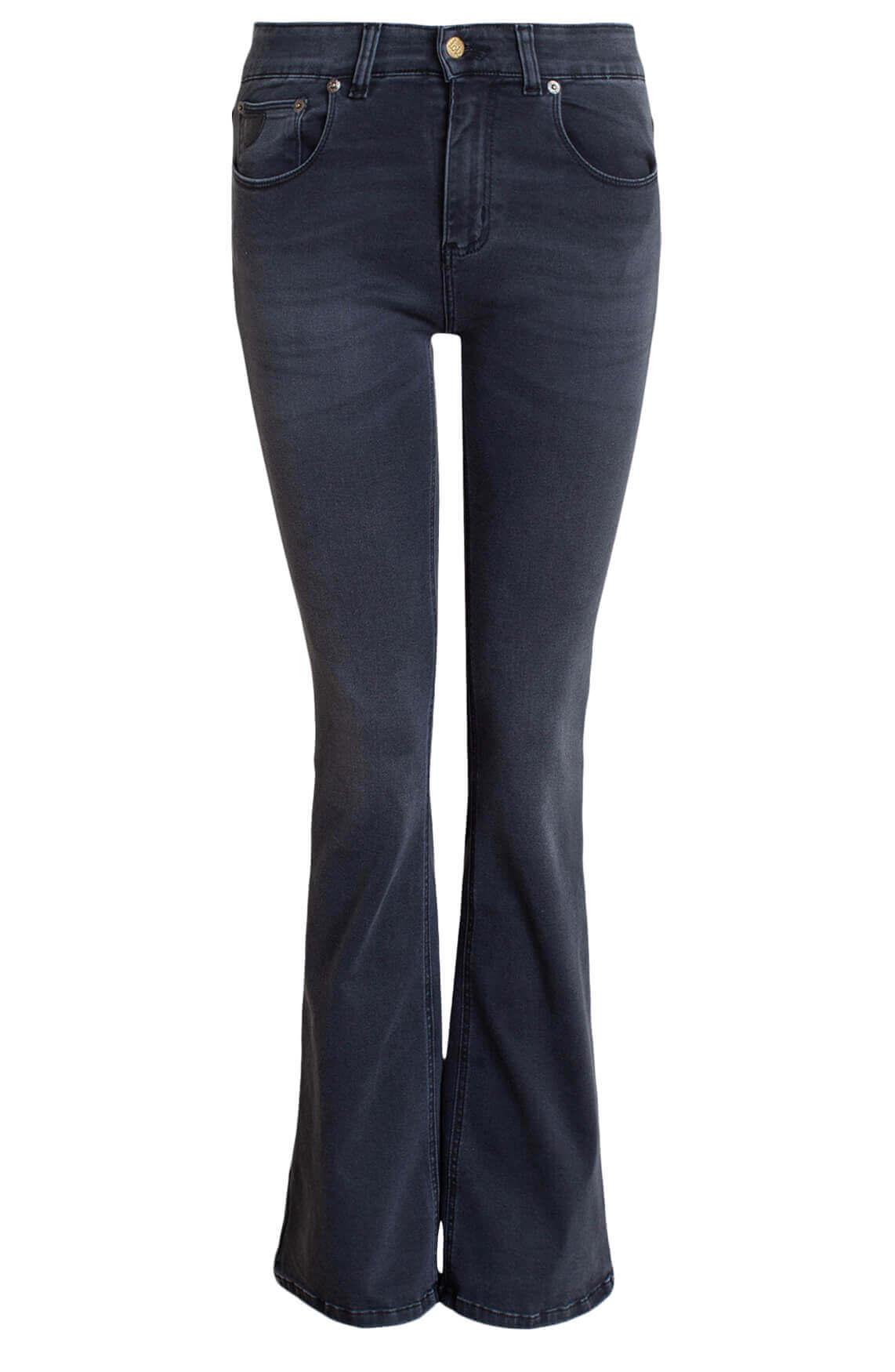 Lois Dames L34 Melrose jeans Zwart