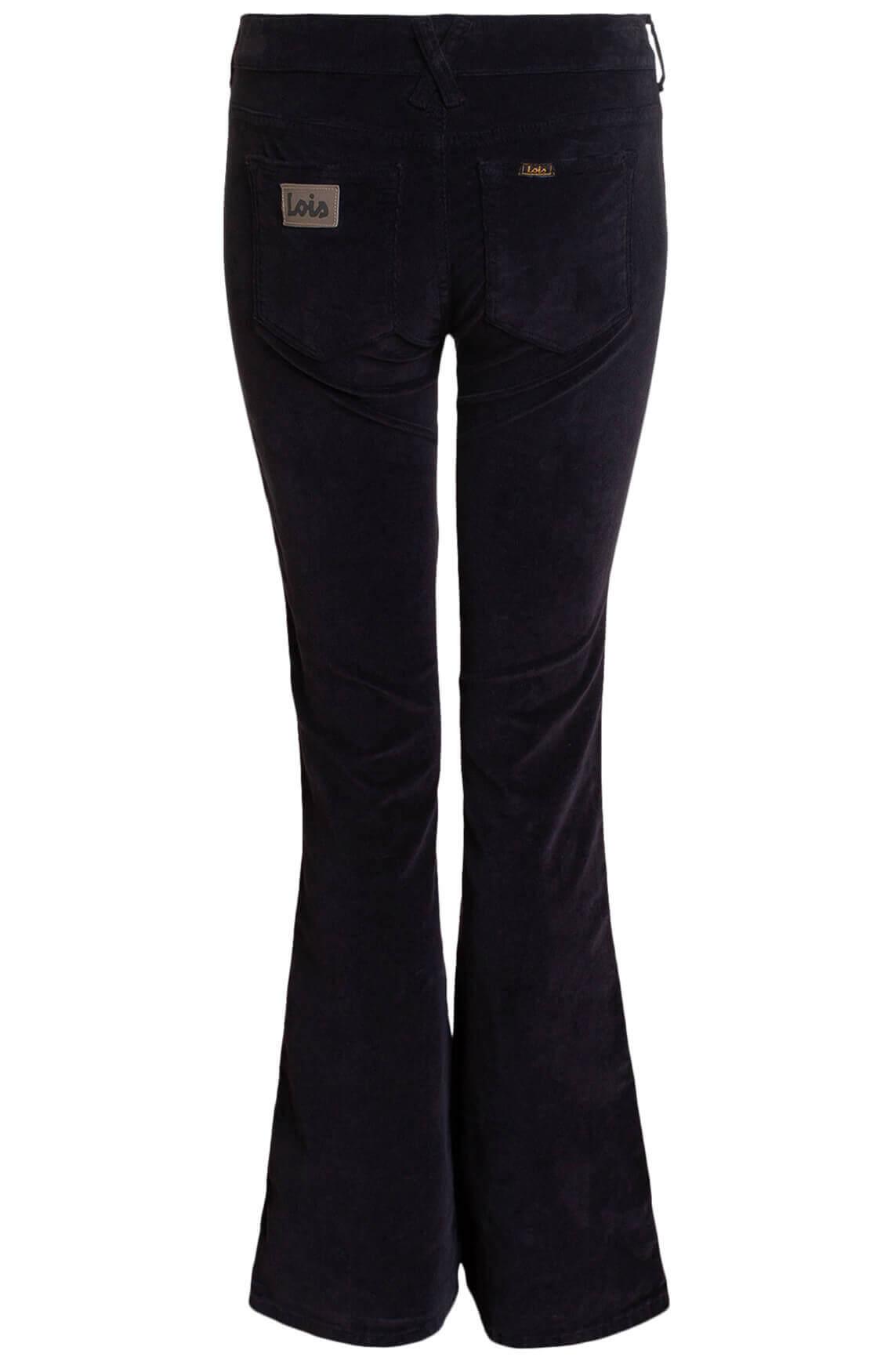 Lois Dames L32 Yoko broek zwart