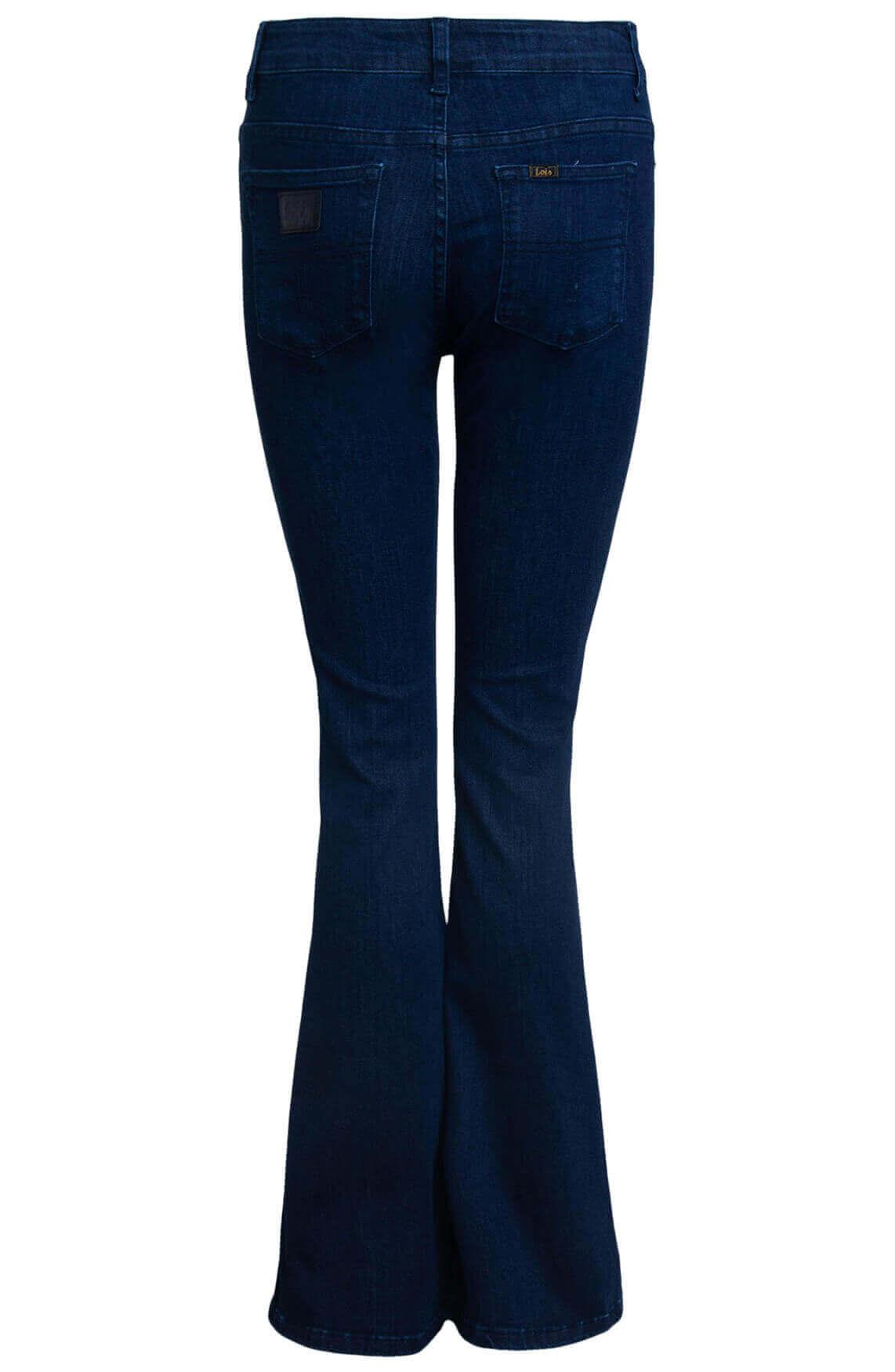 Lois Dames L34 Raval leia jeans Blauw