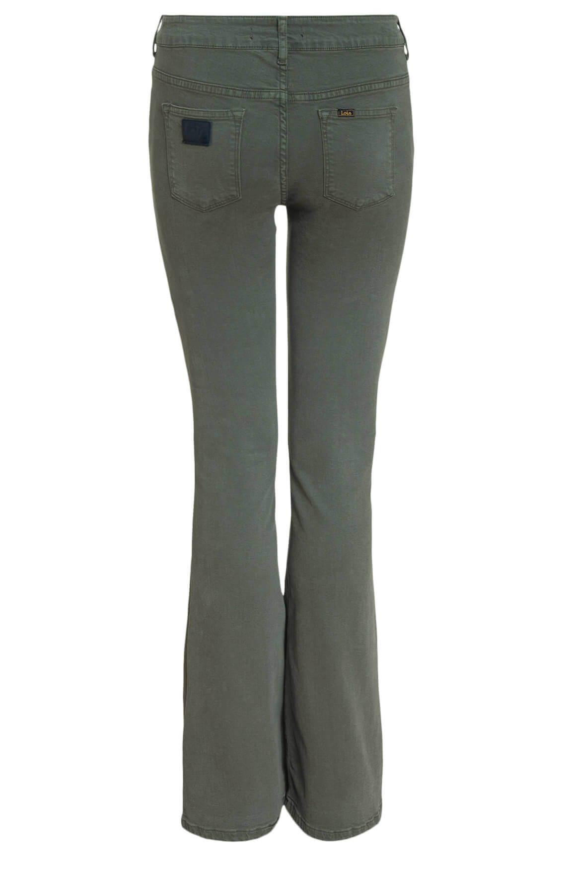 Lois Dames L34 Megalia broek groen