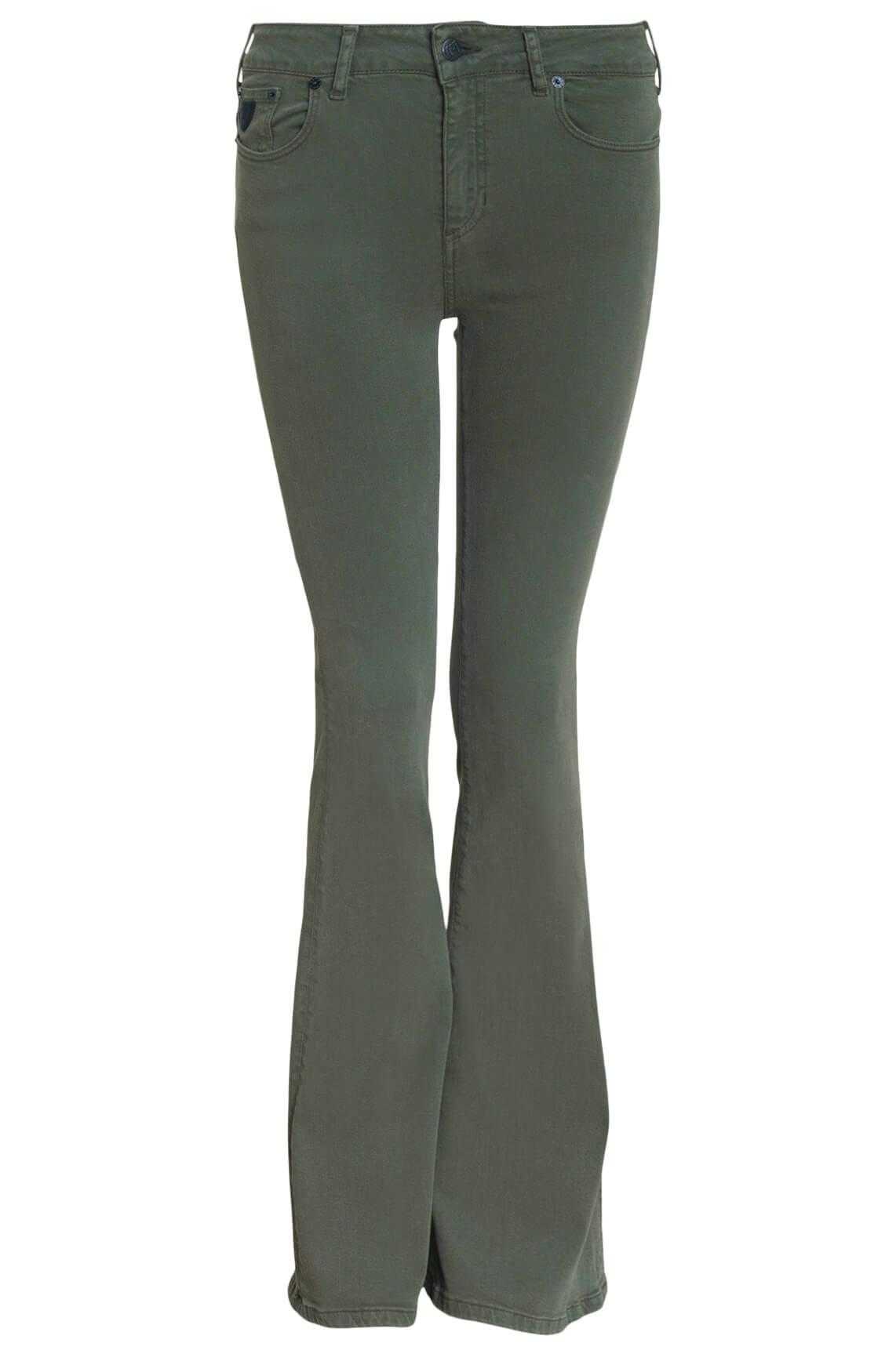 Lois Dames L32 Megalia broek groen