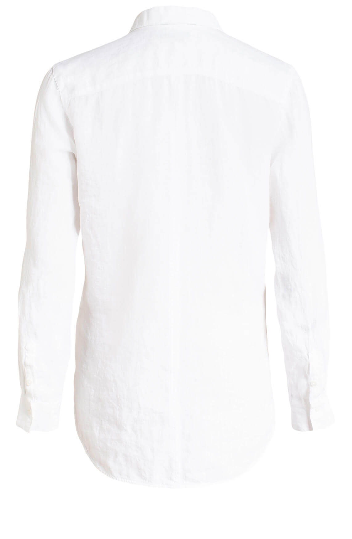 Marc O'Polo Dames Linnen blouse wit