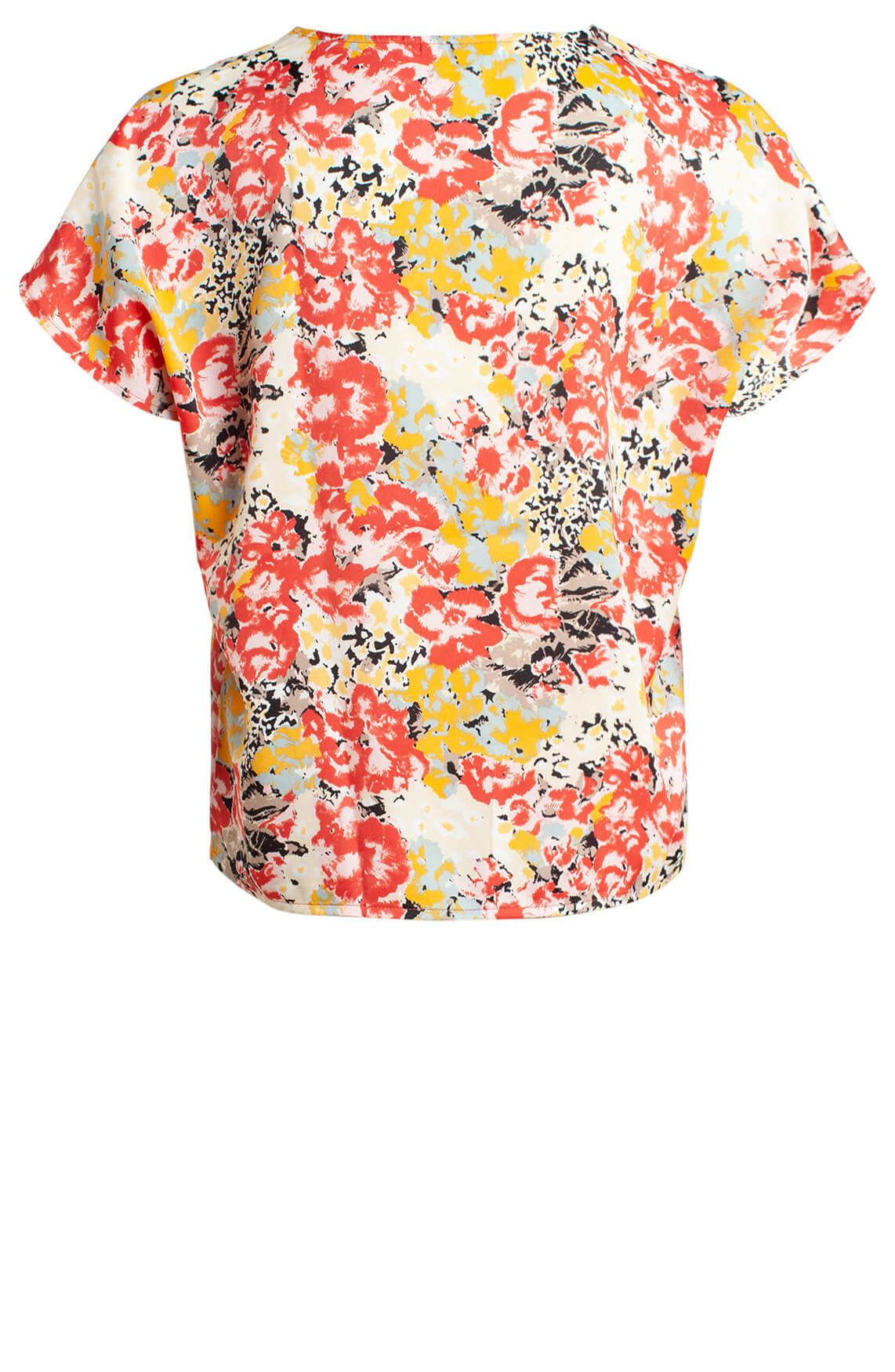 Object Dames Jolly shirt roze