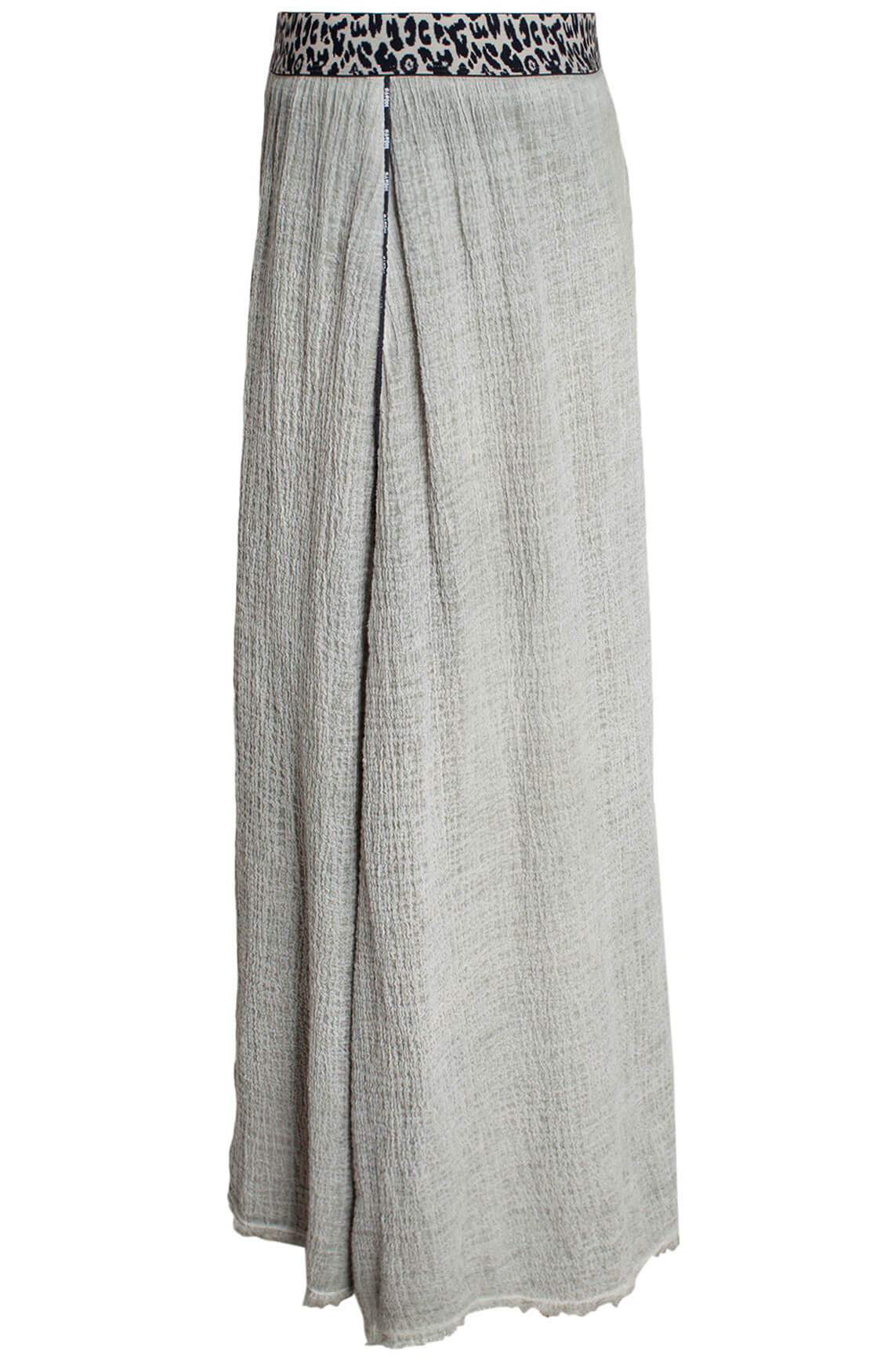 10 Days Dames Maxi rok Grijs