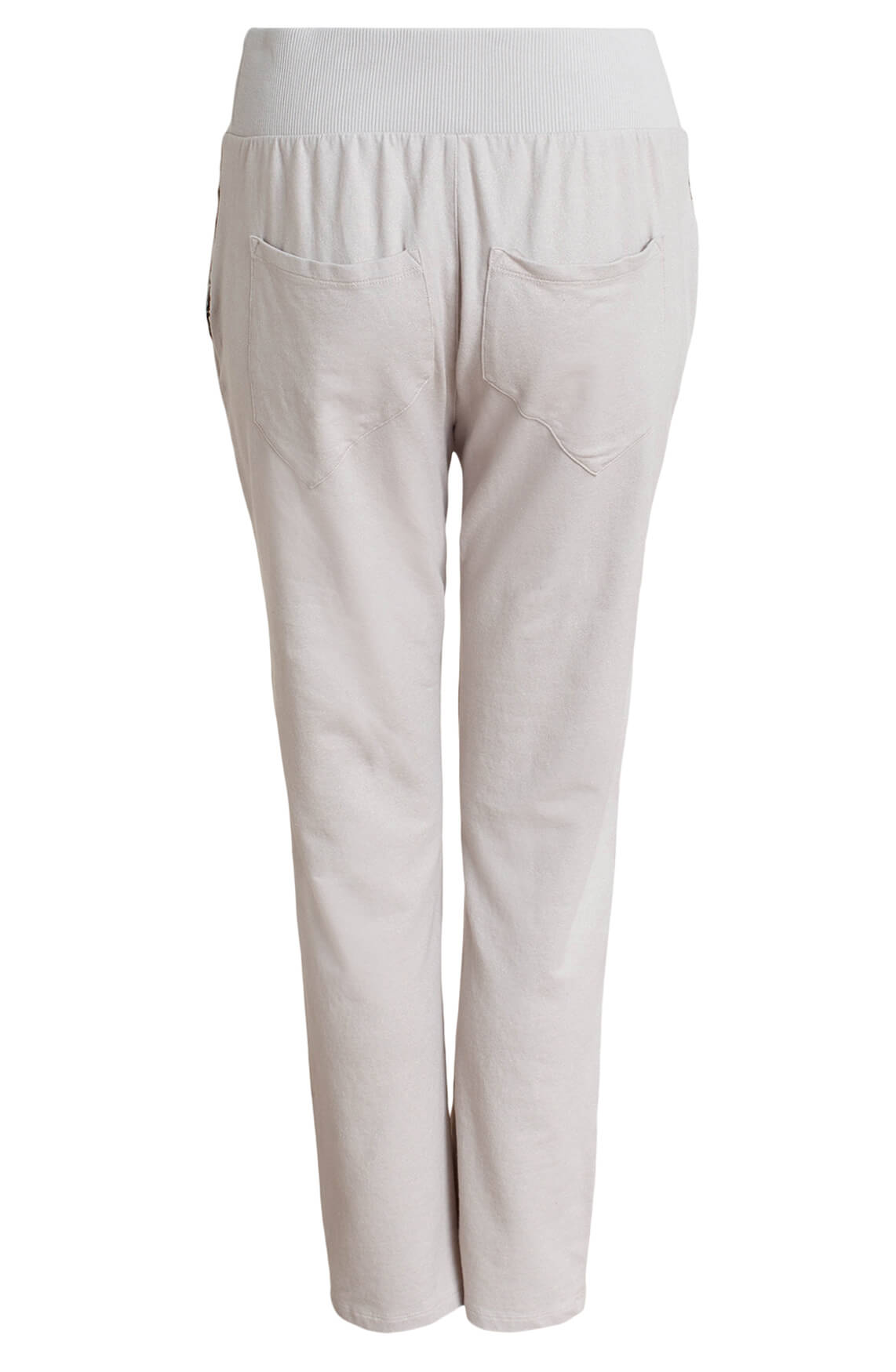 10 Days Dames Cropped jogger Bruin