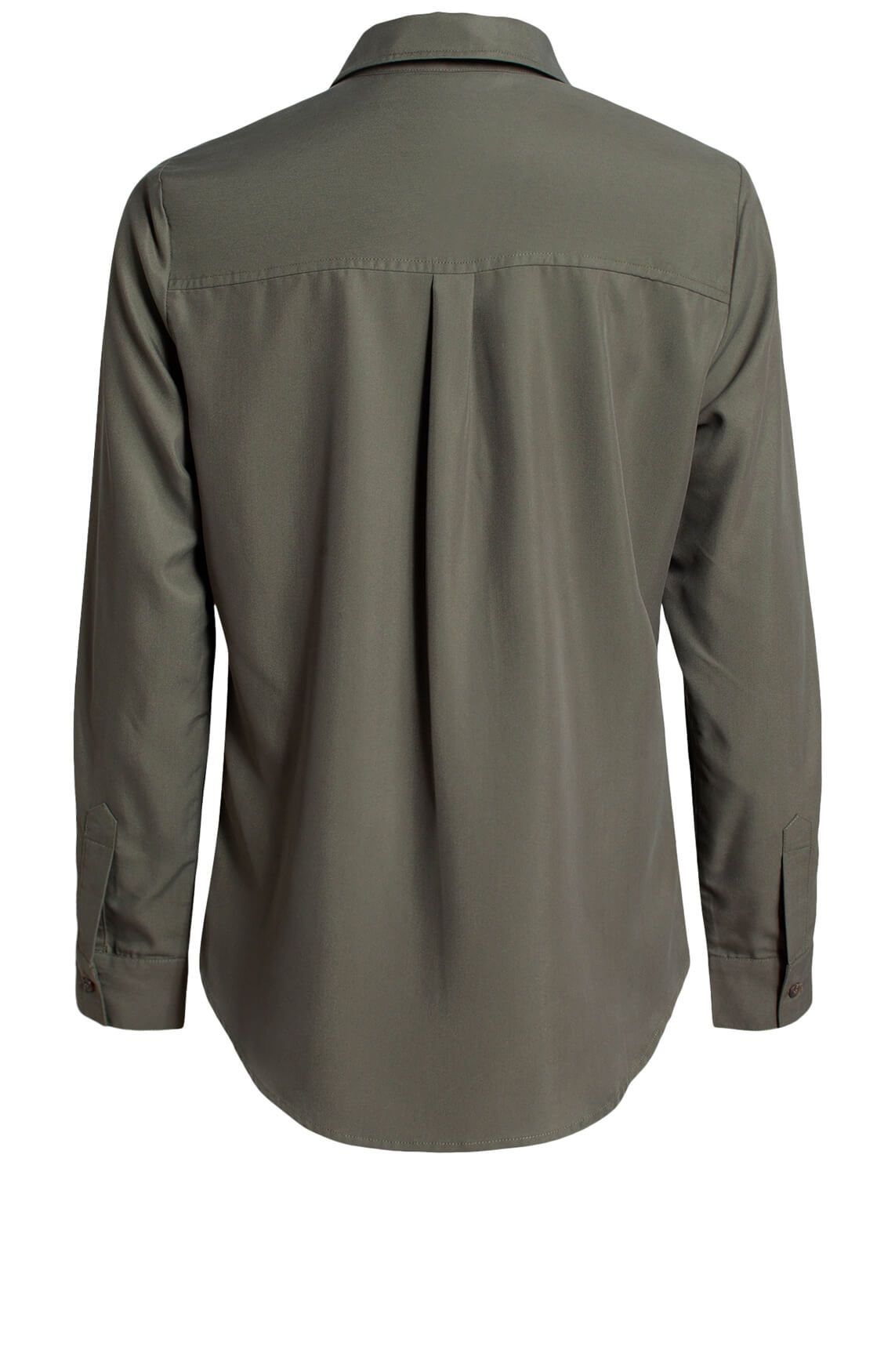 Moscow Dames Nastya blouse groen