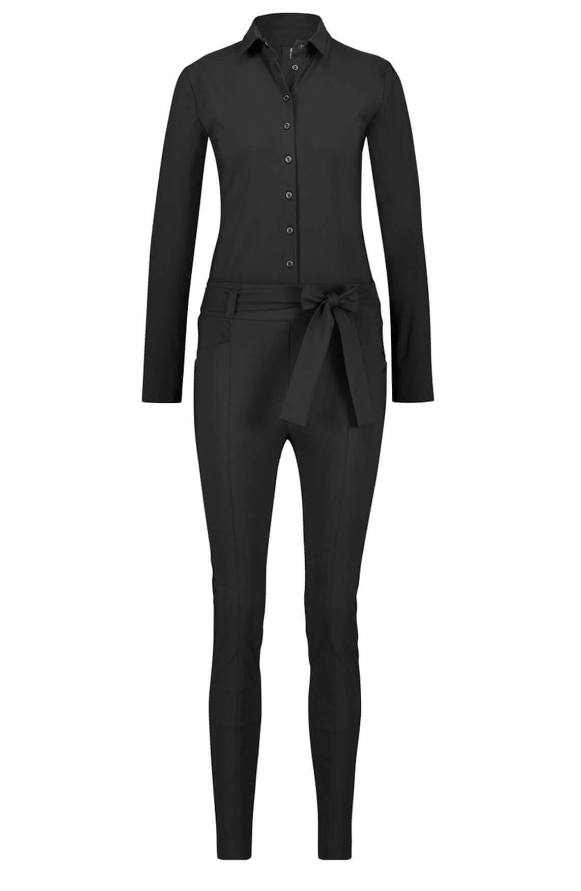 Jane Lushka Dames Diana jumpsuit zwart
