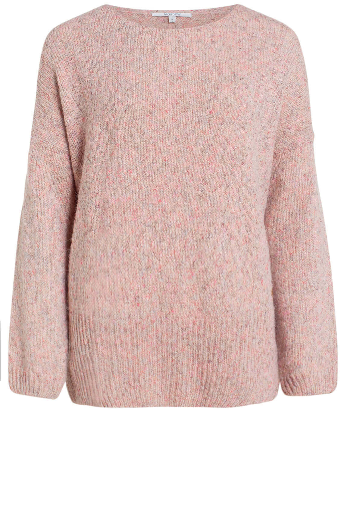 Moscow Dames Iva pullover roze