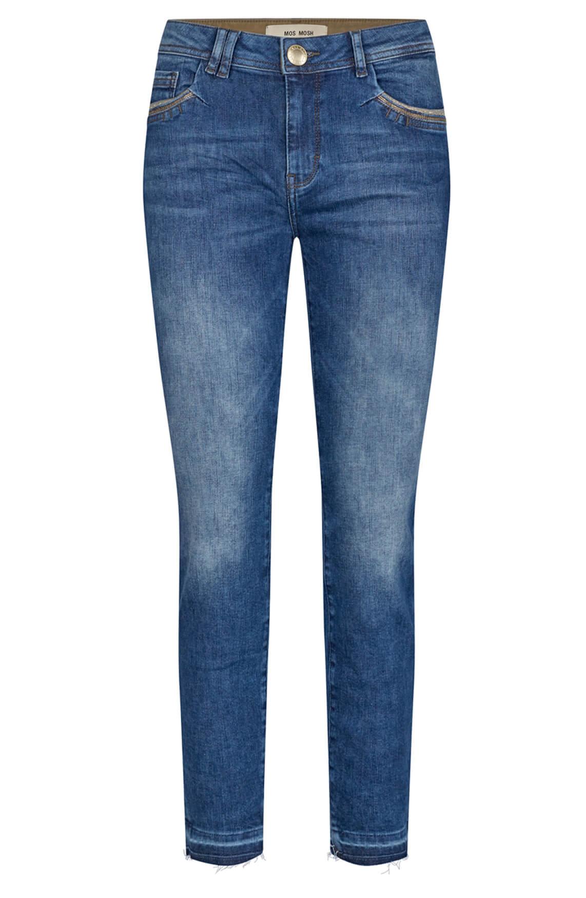 Mos Mosh Dames Sumner jeans Blauw