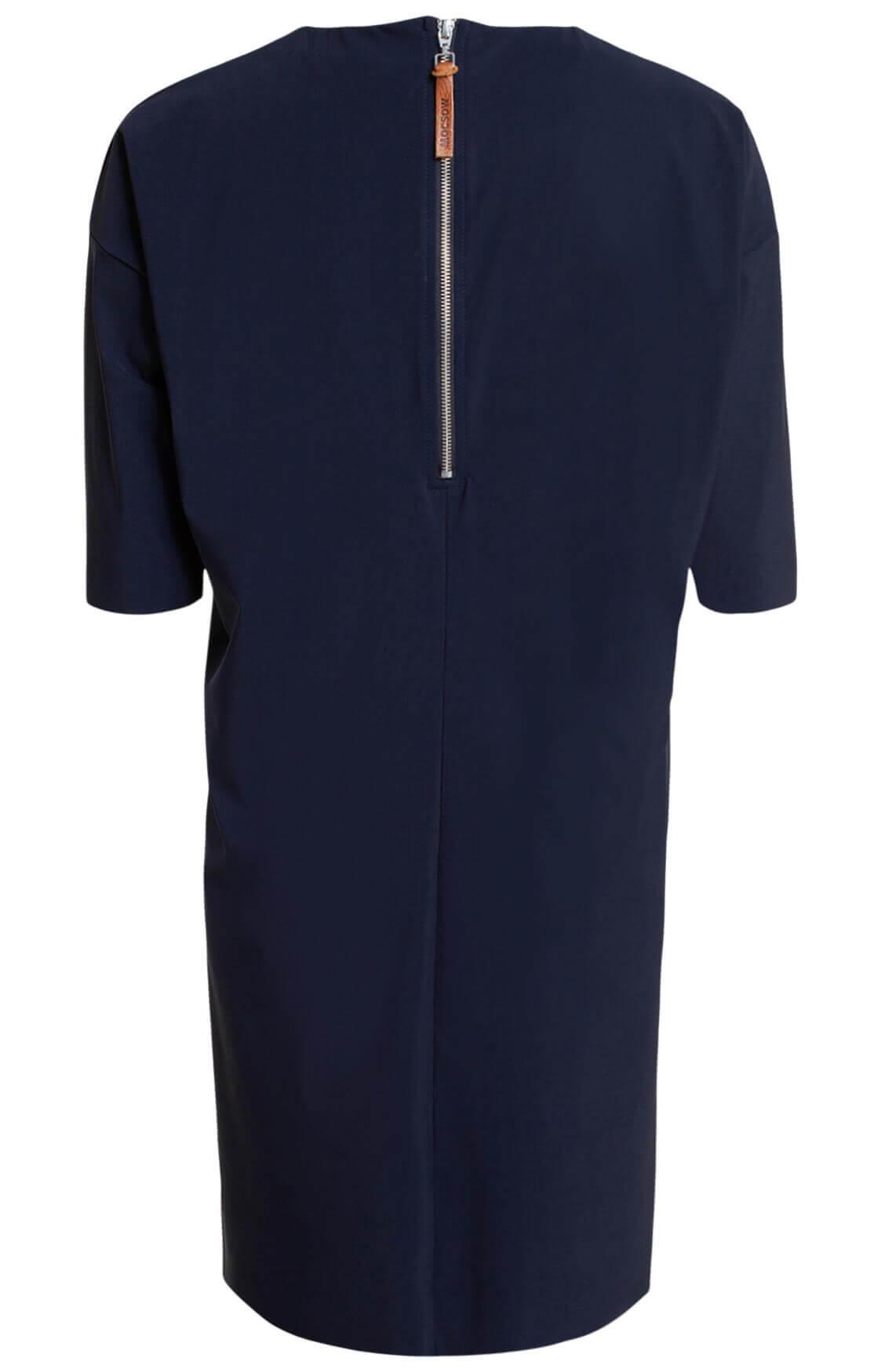 Moscow Dames Diana jurk Blauw