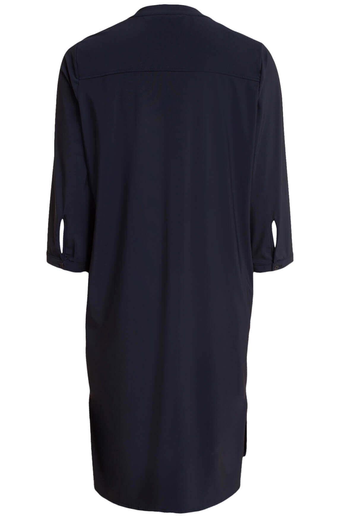 Moscow Dames Loesia jurk zwart