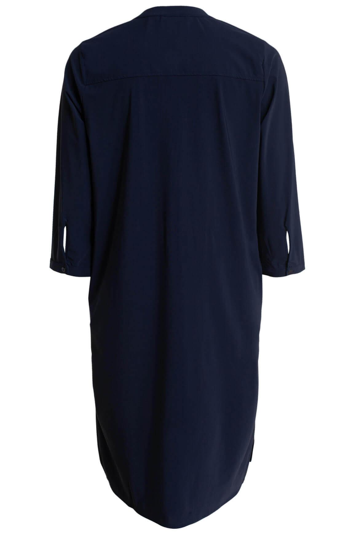 Moscow Dames Loesia jurk Blauw