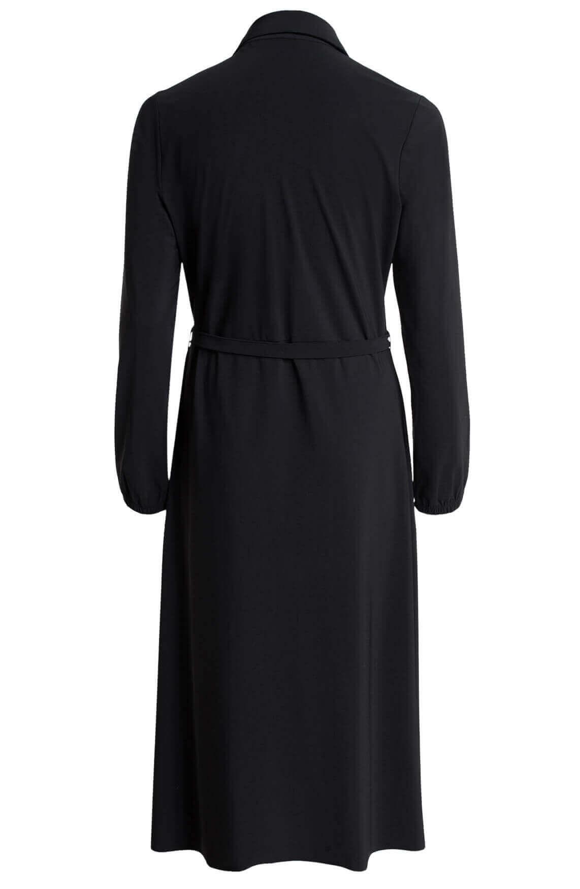 Moscow Dames Nika jurk zwart