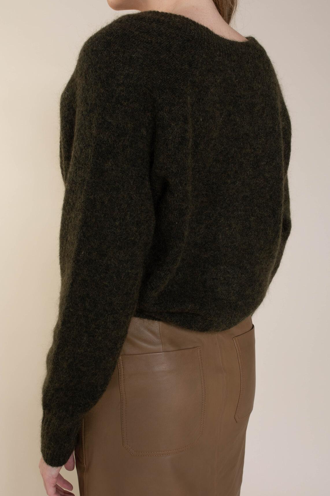 Second Female Dames Brook vest groen