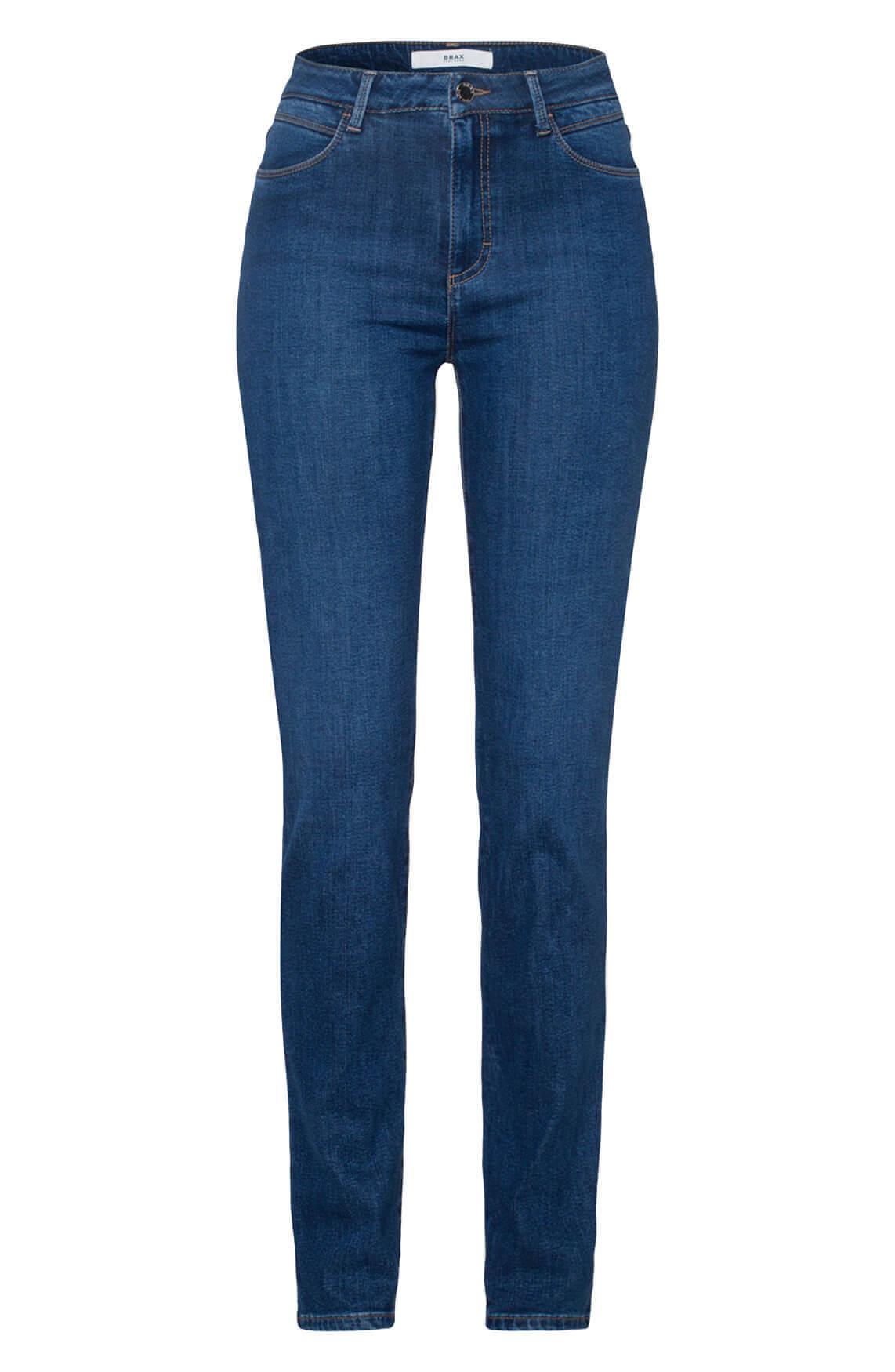 Brax Dames Shakira skinny jeans Blauw