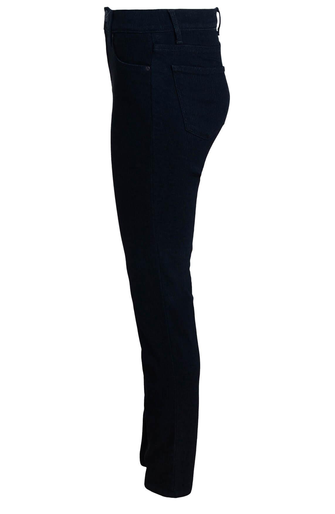 Brax Dames Shakira jacquard broek Blauw