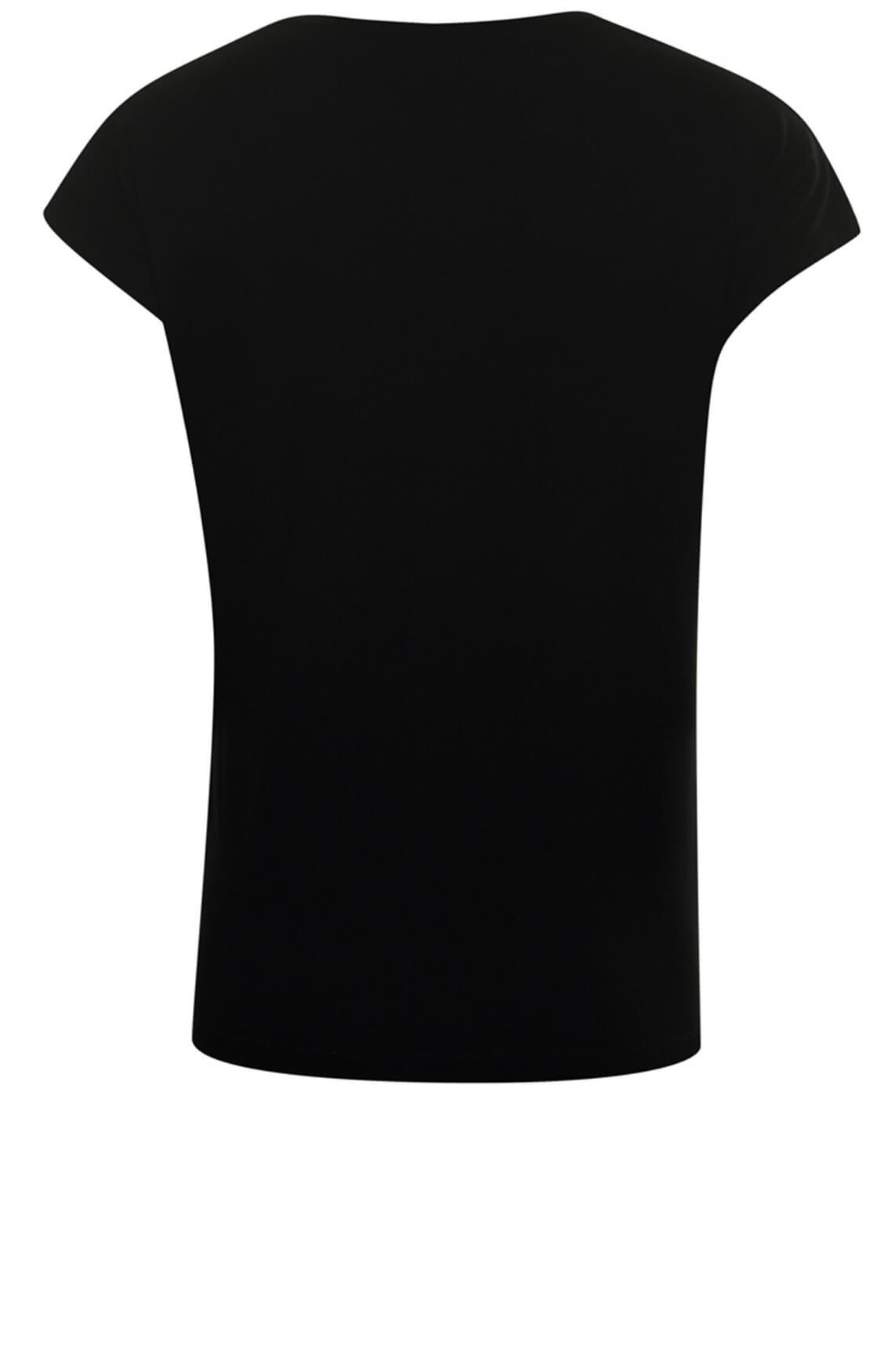 Poools Dames Shirt zwart