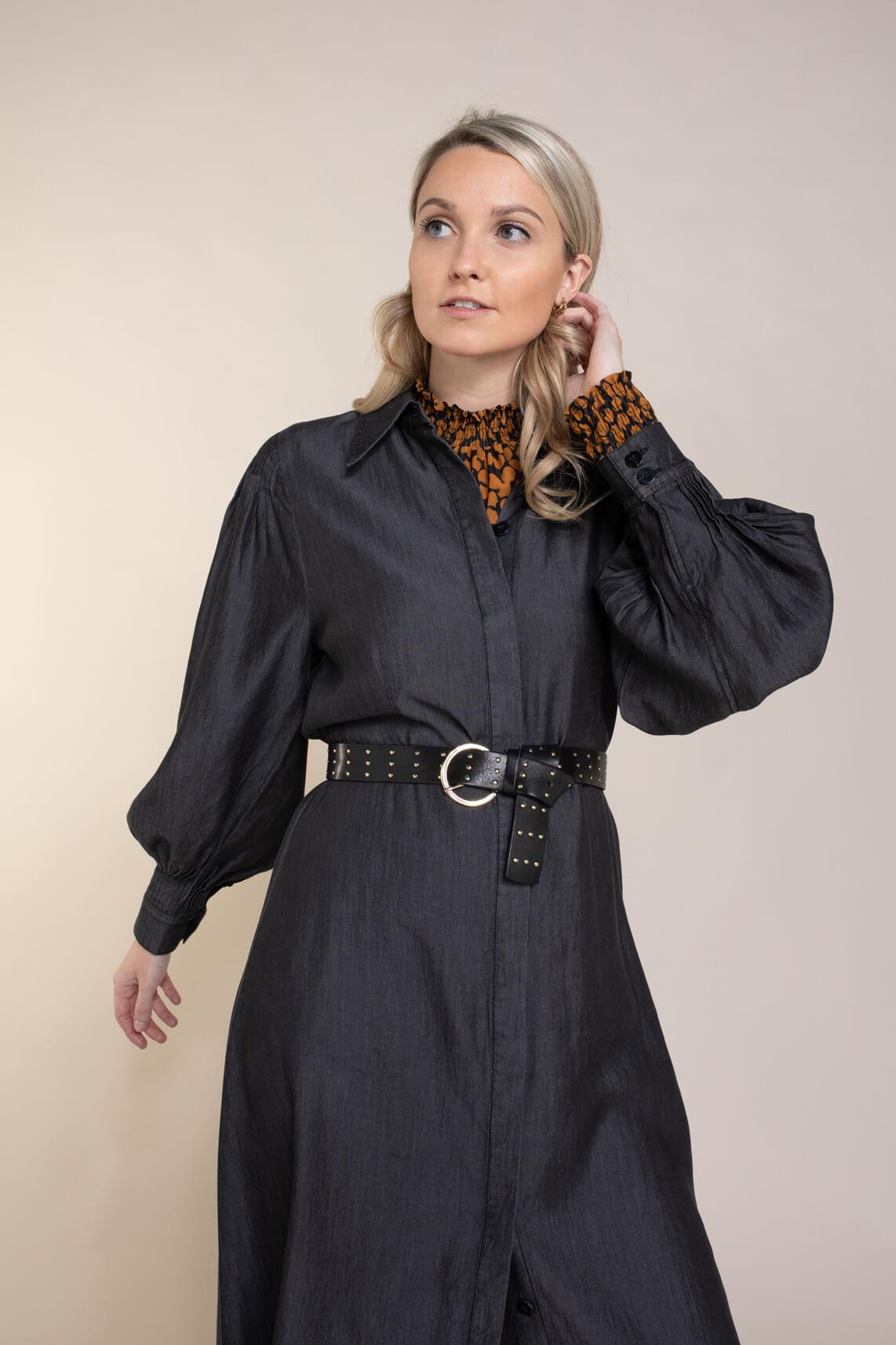 Copenhagen Muse Dames Malou jurk zwart