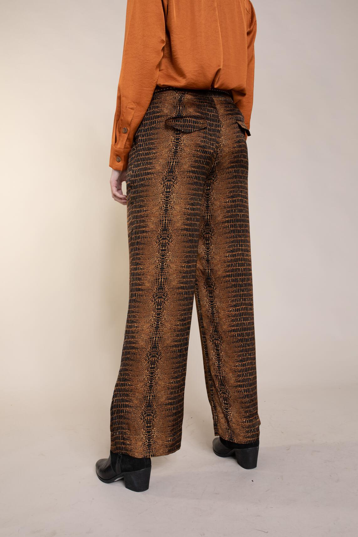 Copenhagen Muse Dames Caria broek zwart